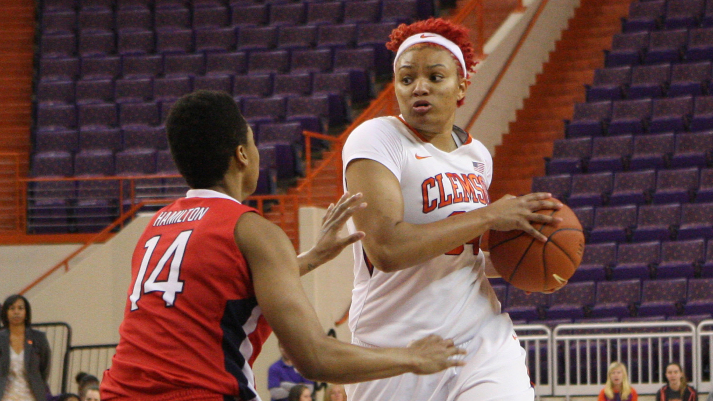 Lady Tigers to Take on Providence on Wednesday Night