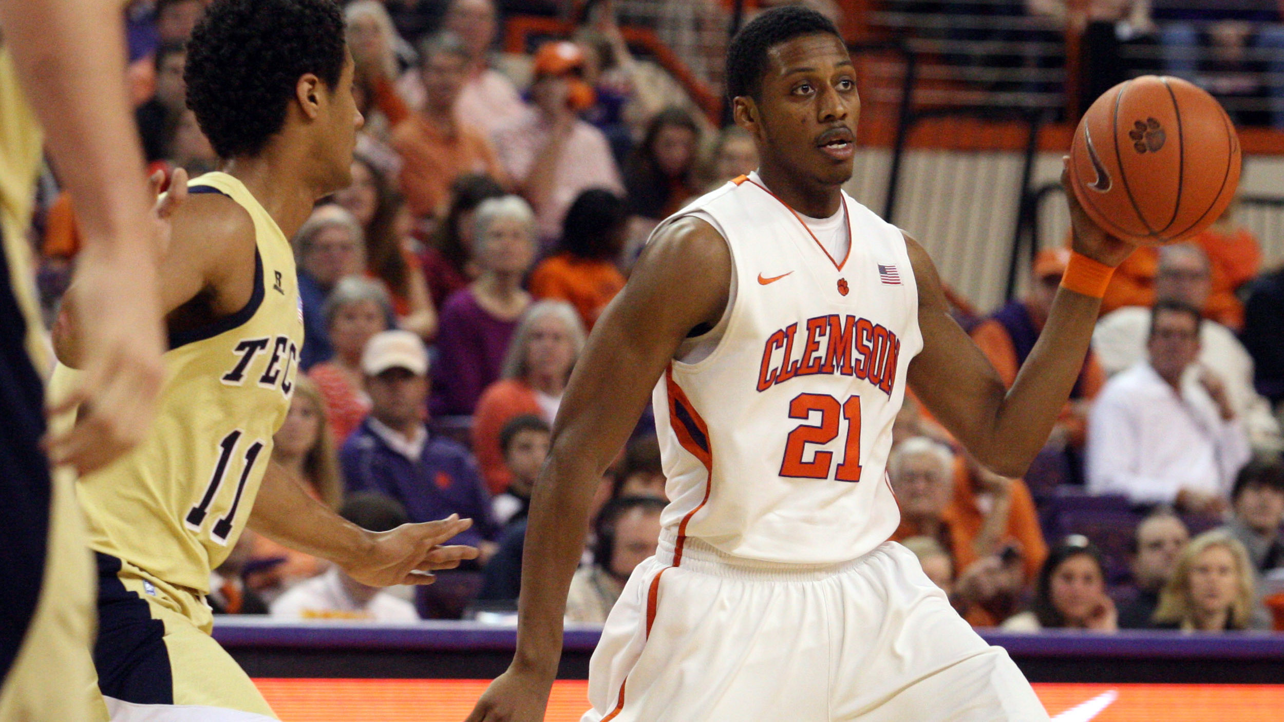 Special Youth Ticket Price Available for Clemson-NC State Basketball Game Sunday, February 10