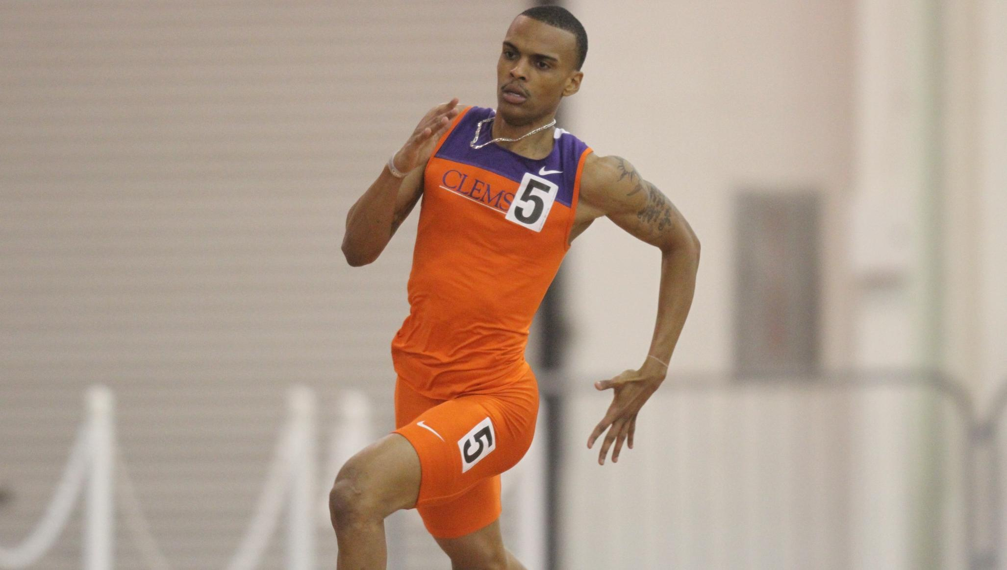 Track & Field Returns to Action at Auburn Invitational