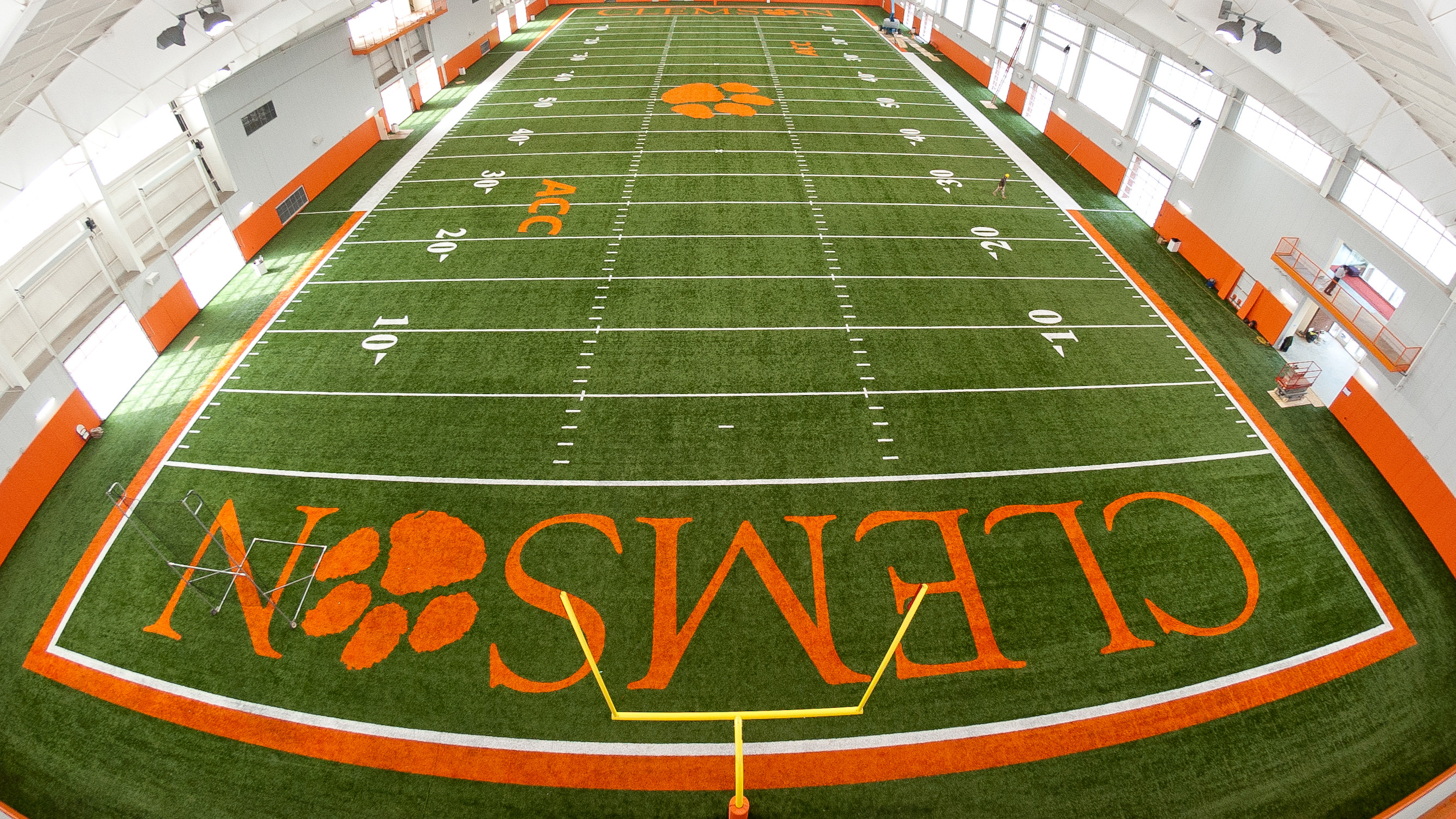 Fans Invited to Dedication of Clemson Football Indoor Practice Facility