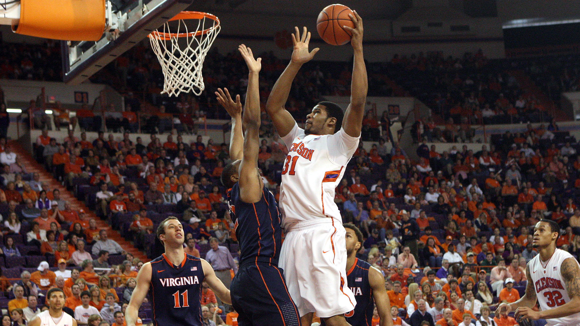 Clemson to Play Host to Wake Forest Tuesday Night