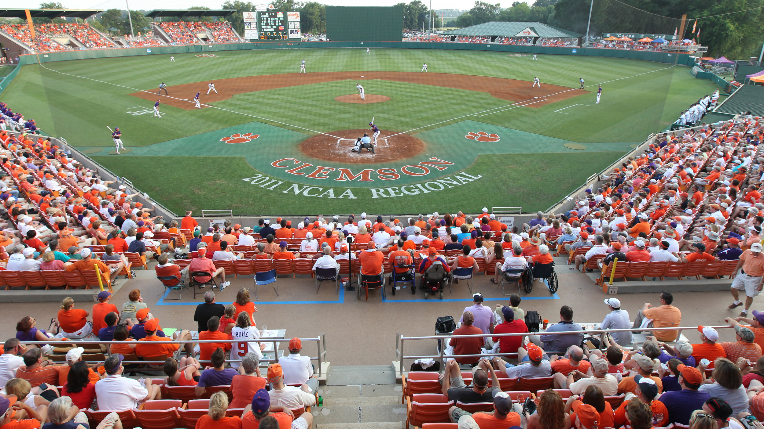 2013 Tiger Baseball Single Game Tickets On Sale Now