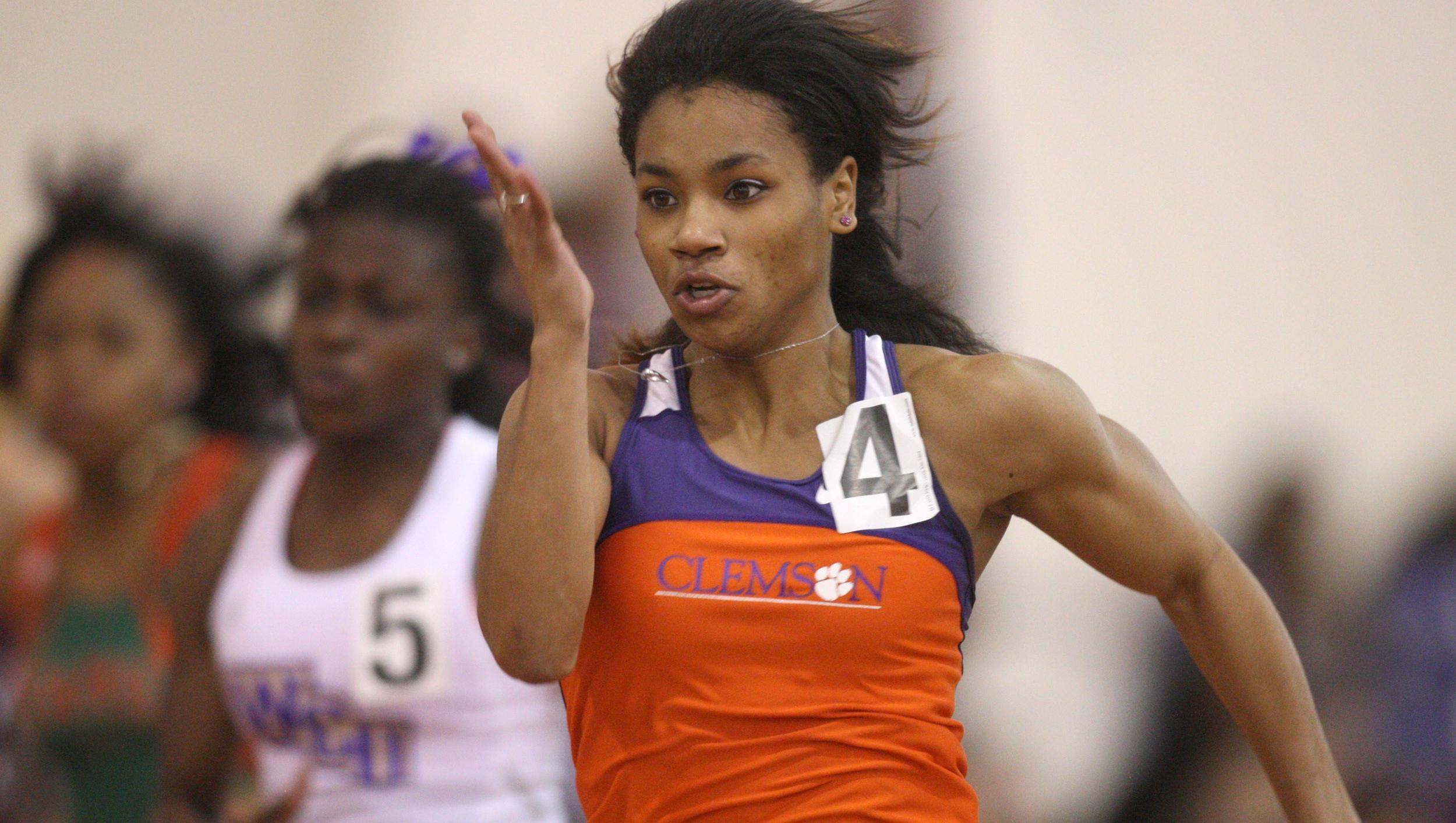 Clemson Women Retain Top Spot in USTFCCCA National Rankings