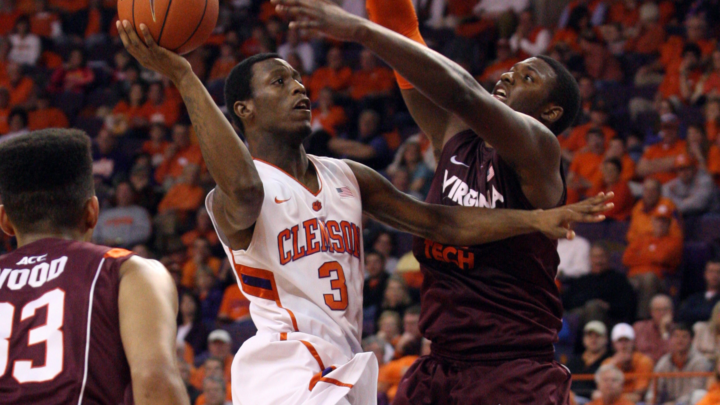 Tigers to Face Boston College on the Road Saturday
