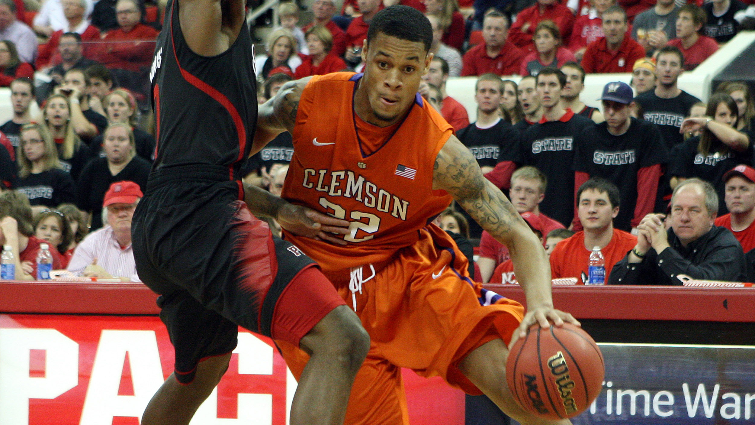 Special Youth Ticket Price Available for Clemson-Virginia Tech Basketball Game Sunday