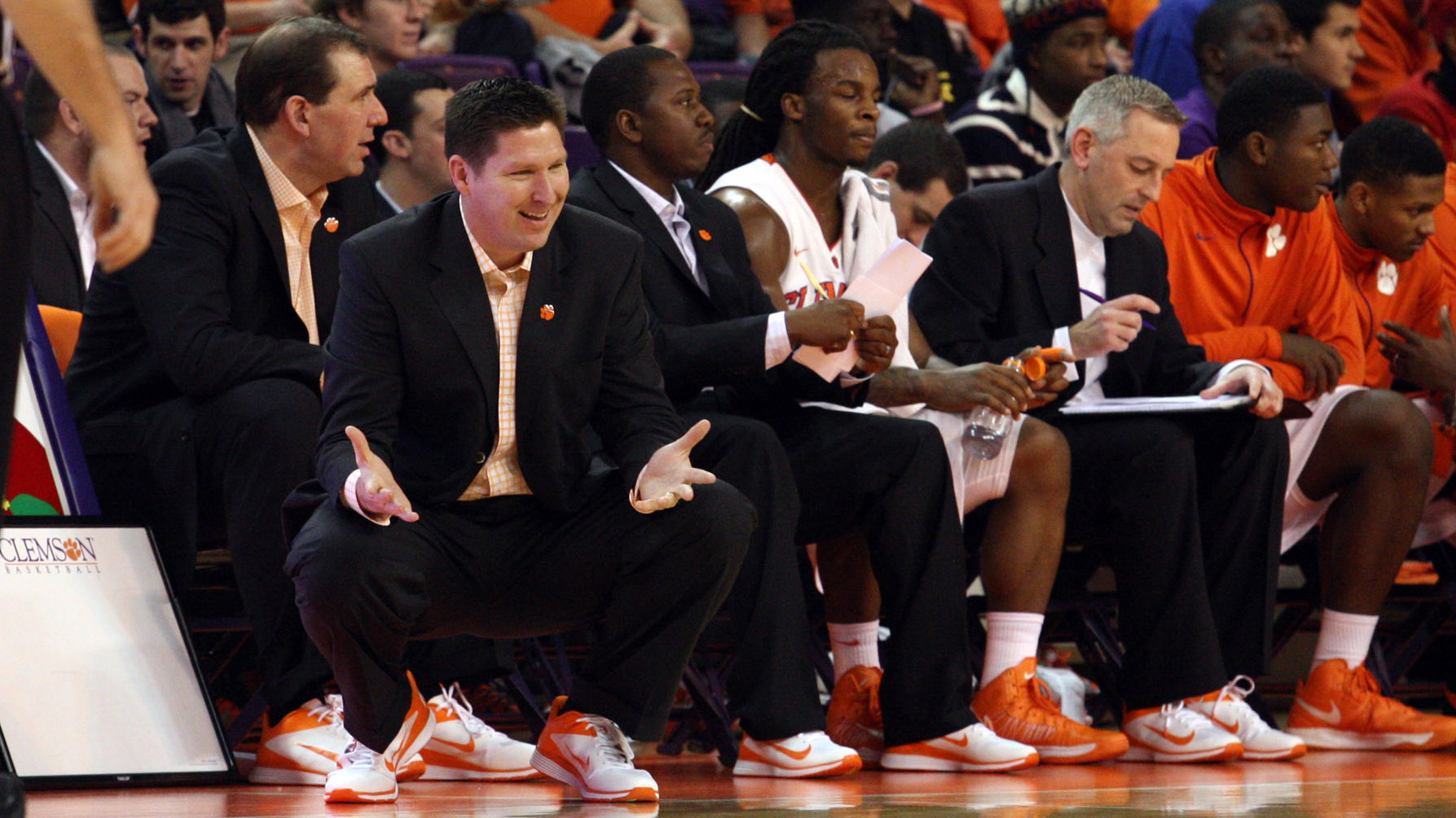 Clemson to Play Host to Georgia Tech Tuesday in Second ACC Home Game in Three Days