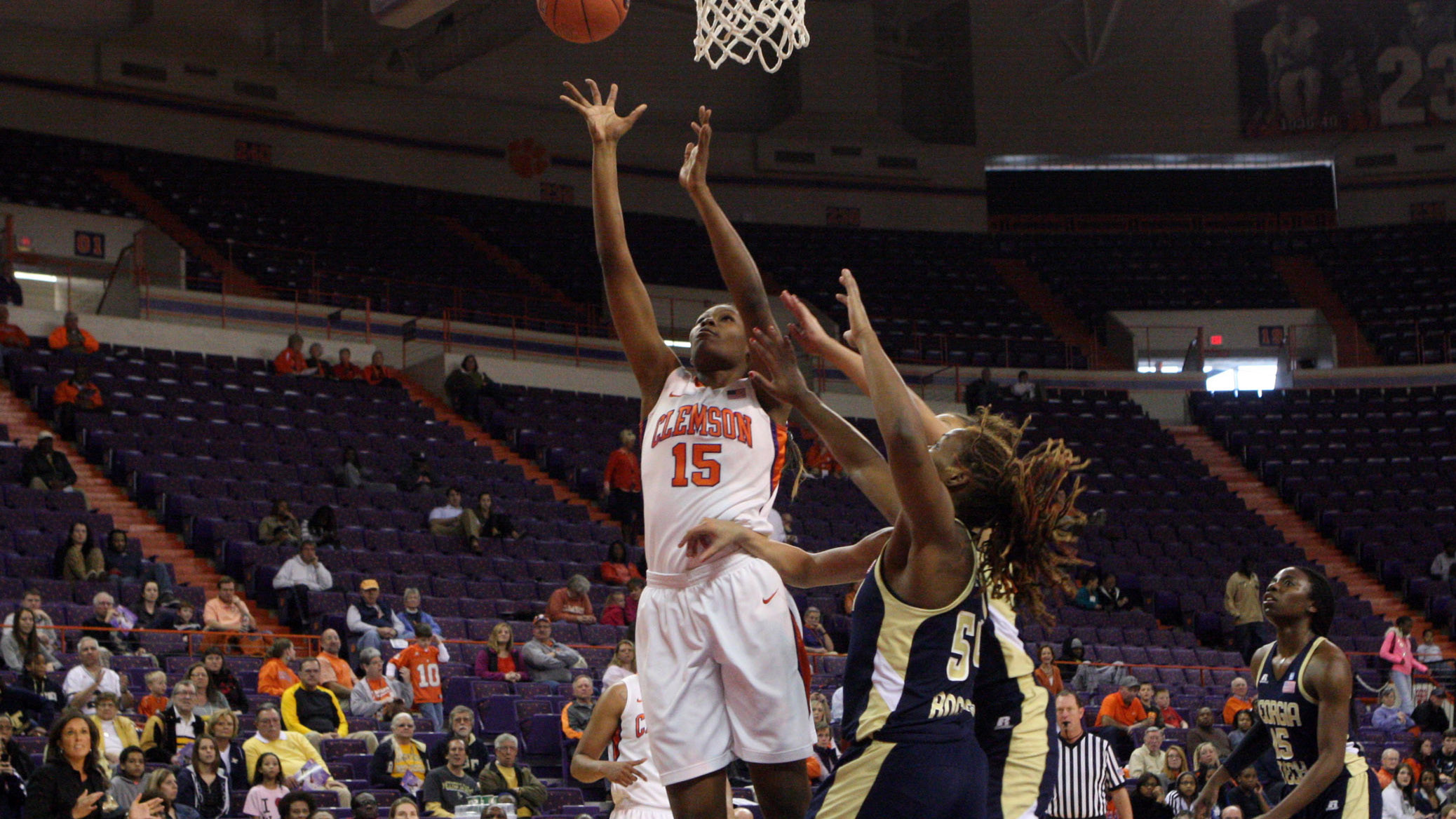 Clemson Takes On Boston College in Televised Hoops Contest