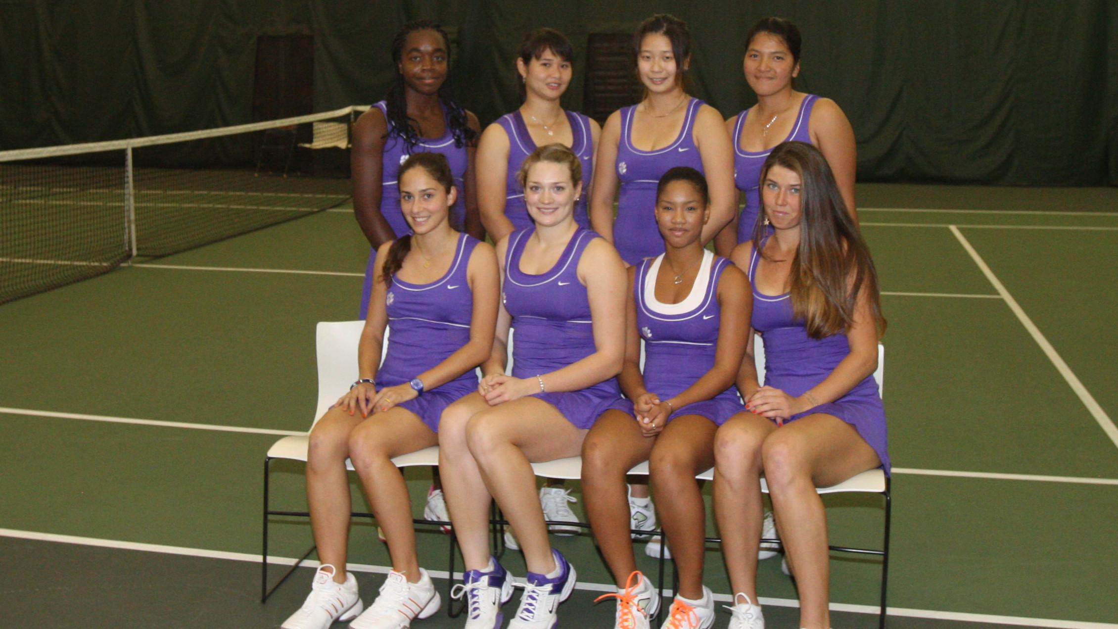 Women's Tennis Reschedules Georgia Tech Match