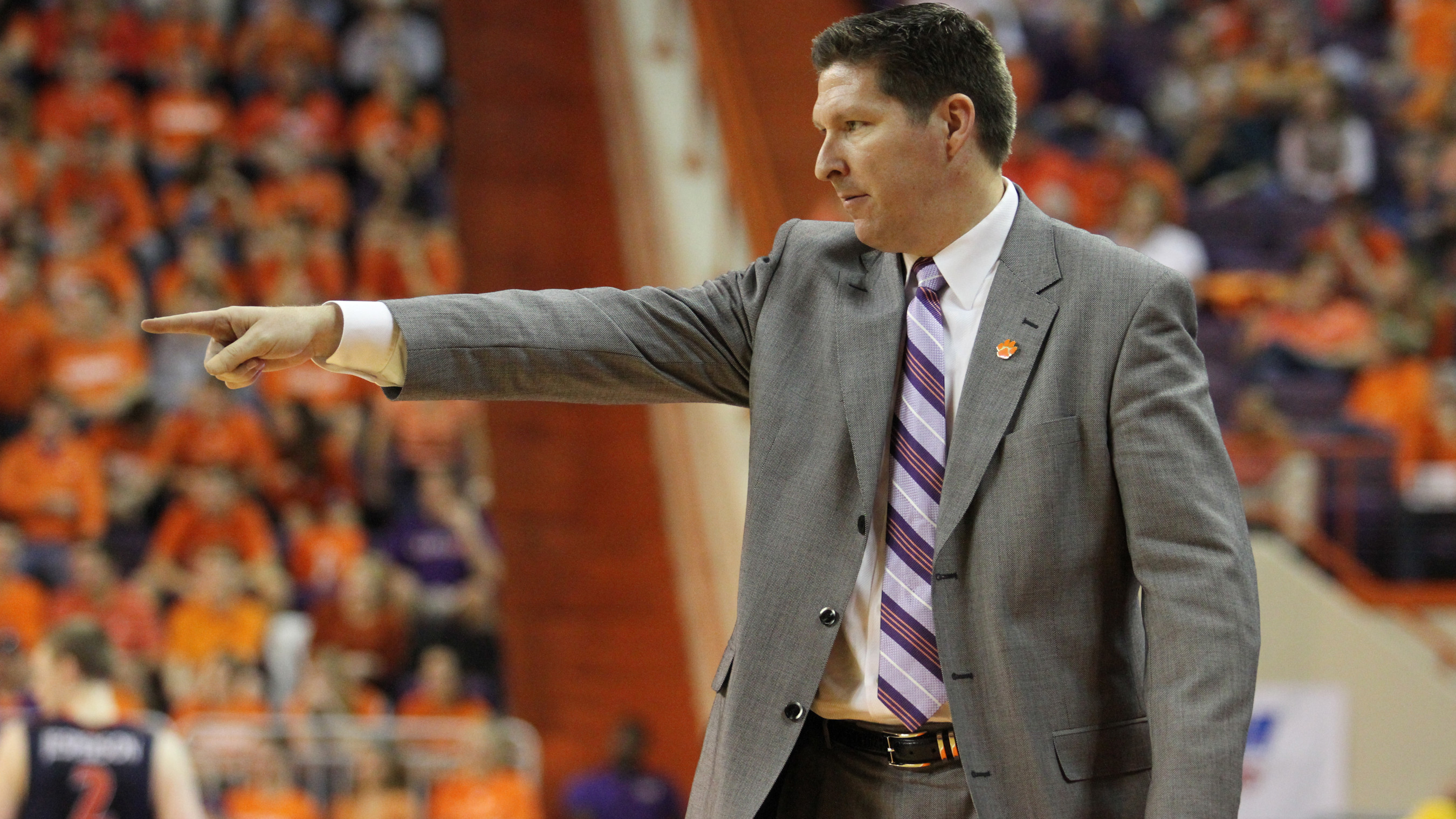 Clemson Learns of 2013-14 ACC Men's Basketball Opponents and Game Sites