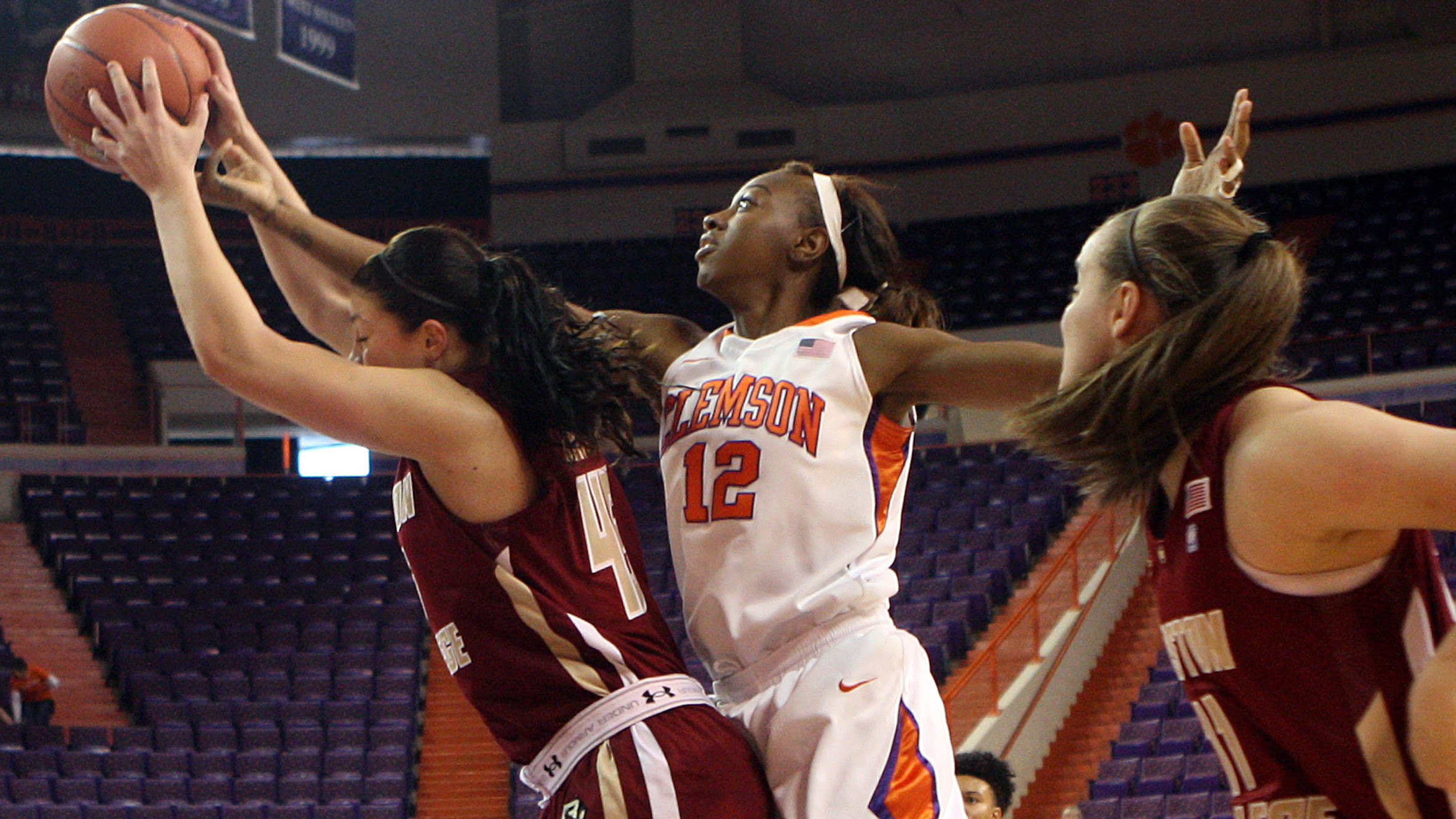 Lady Tigers Play At Wake Forest on Thursday