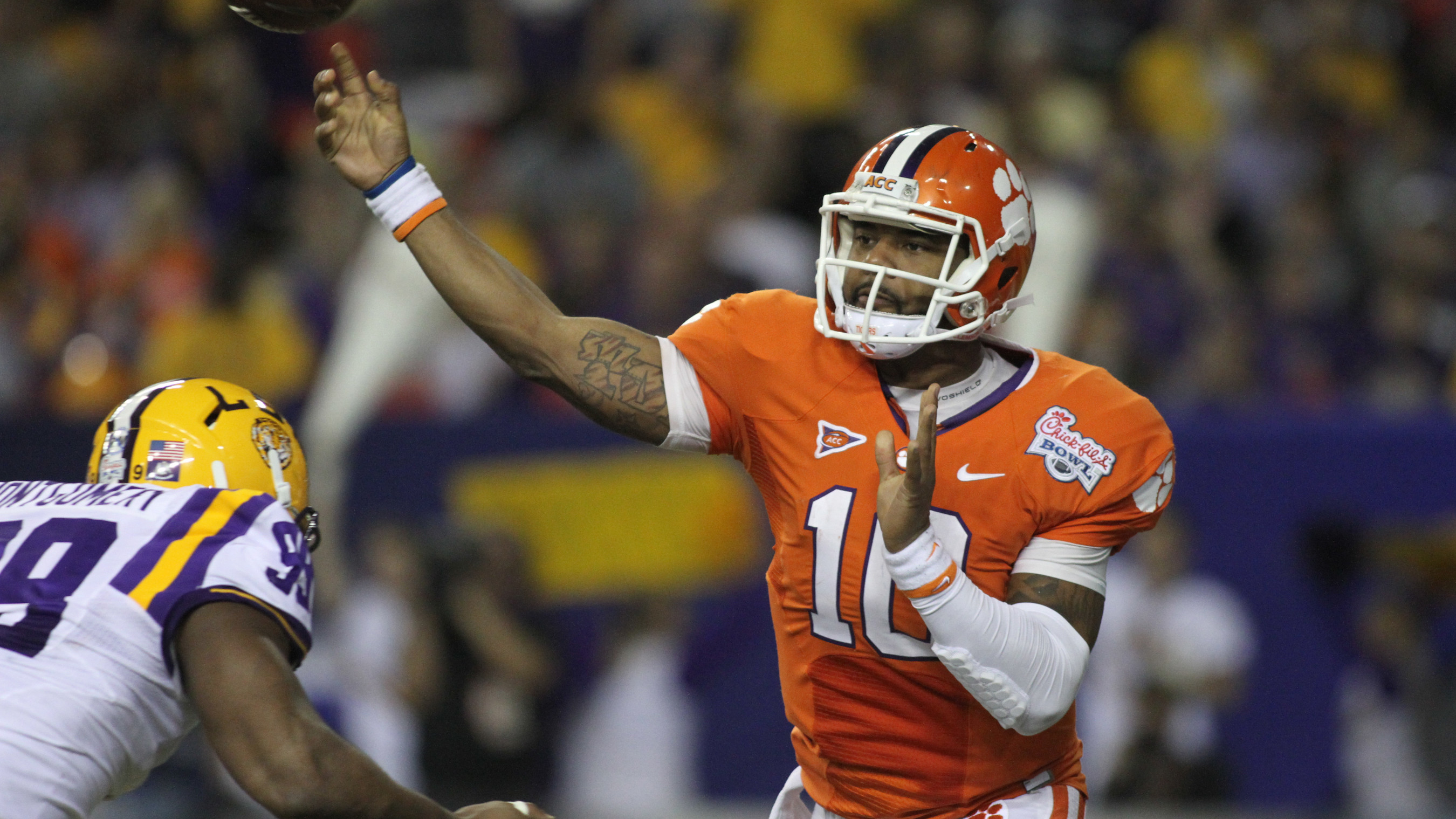 Clemson's 2013 Conference Opponents Announced