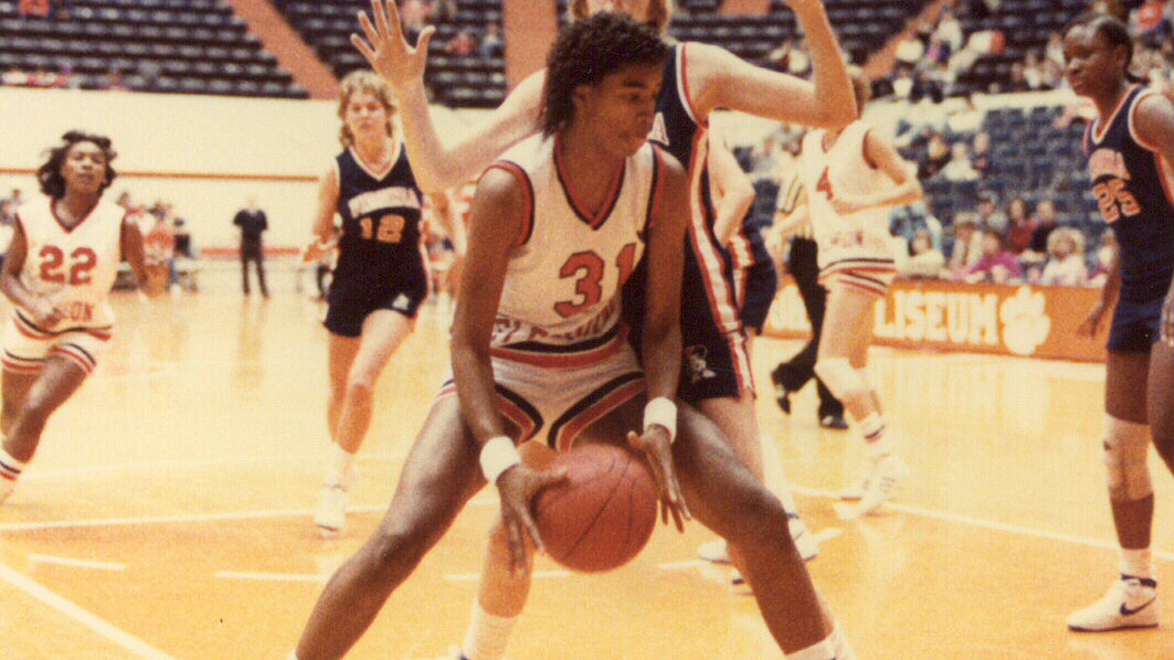 Peggy Caple Named ACC Women's Basketball Legend