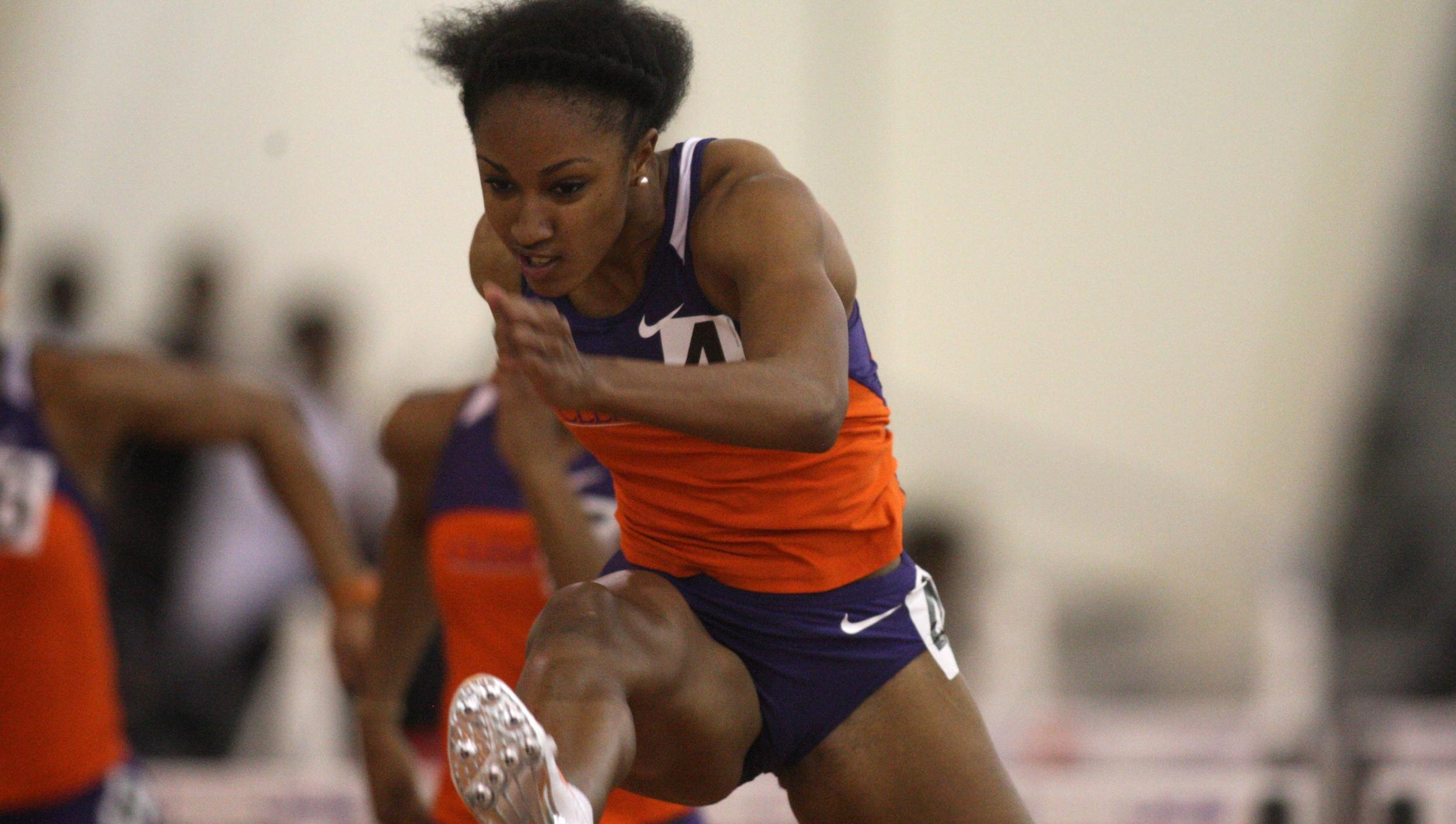Clemson Women Second, Men Third at Armory Collegiate Invitational