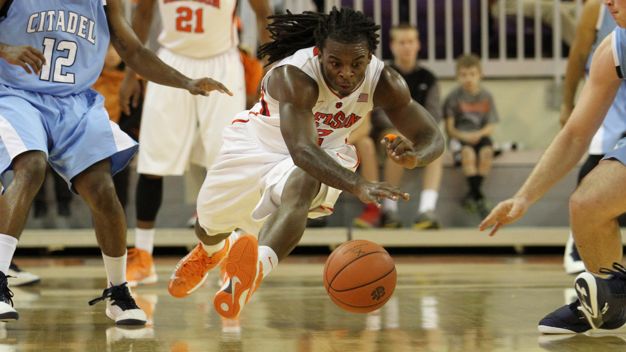 Special Youth Ticket Price Available for Clemson-Florida State Basketball Game Saturday