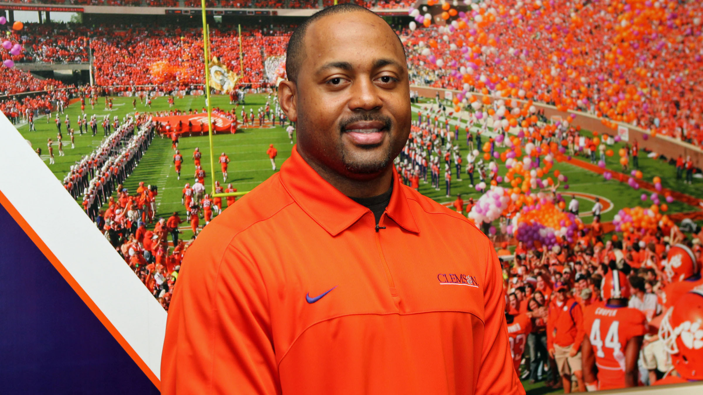 Reed Named Clemson Defensive Backs Coach