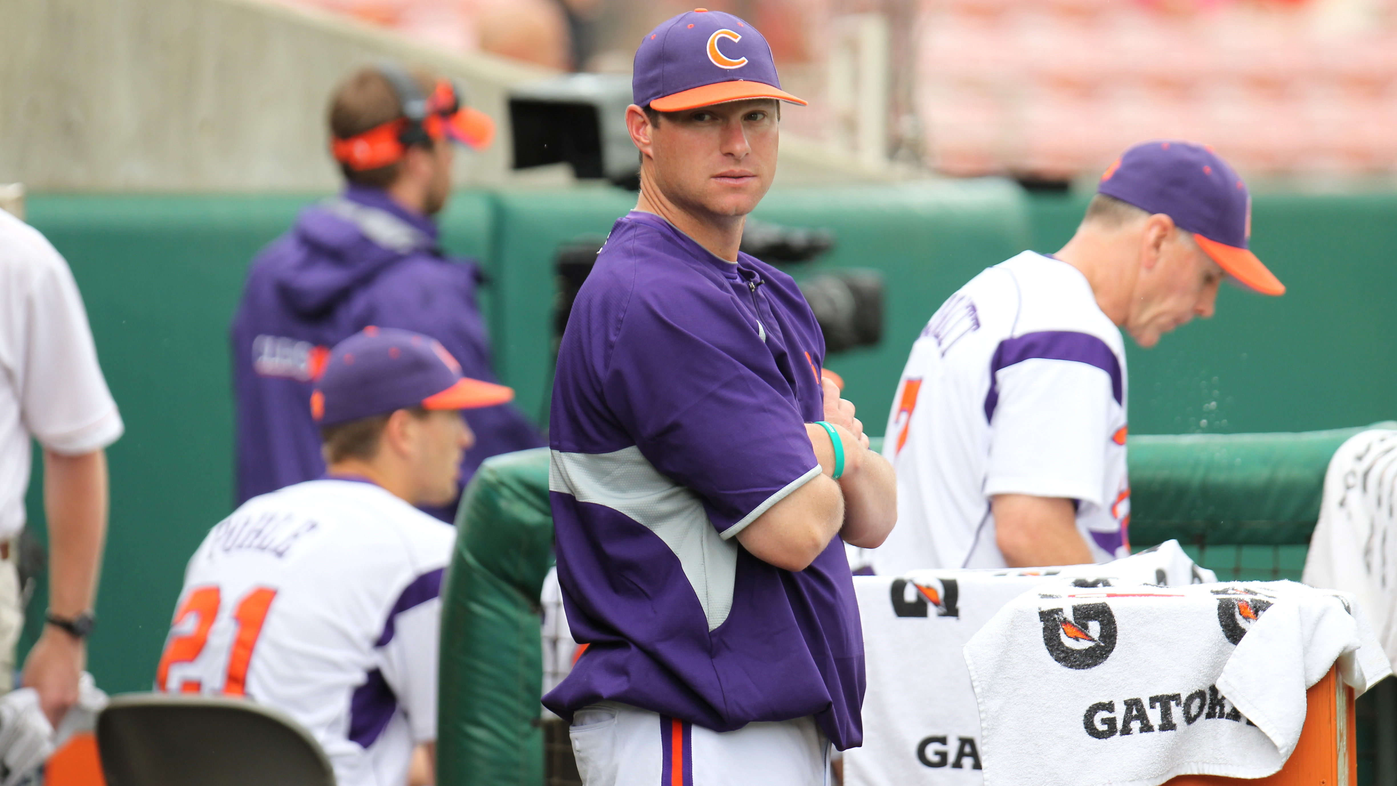Bradley LeCroy Named a Top-10 Assistant Coach Nationally By Baseball America