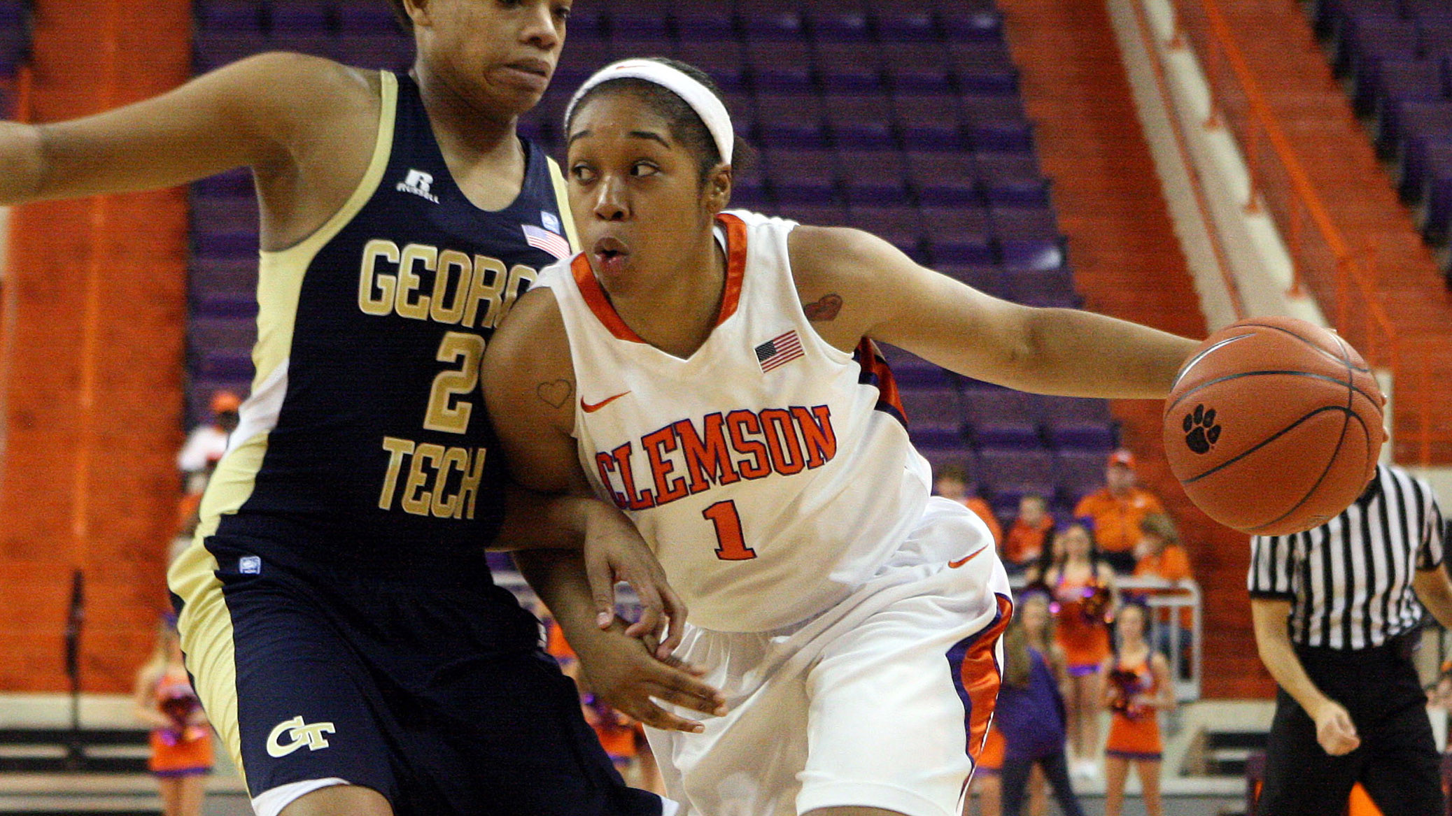 Lady Tigers to Play at No. 4 Duke Thursday