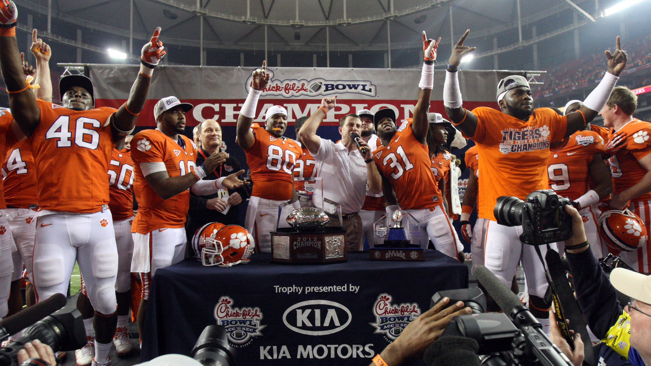 Clemson 25, LSU 24: Inside the Numbers of a Landmark Clemson Victory