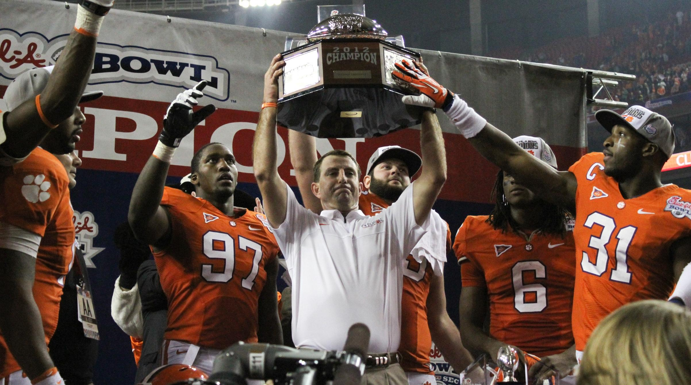 Clemson Football Video: 2012 Season Highlights