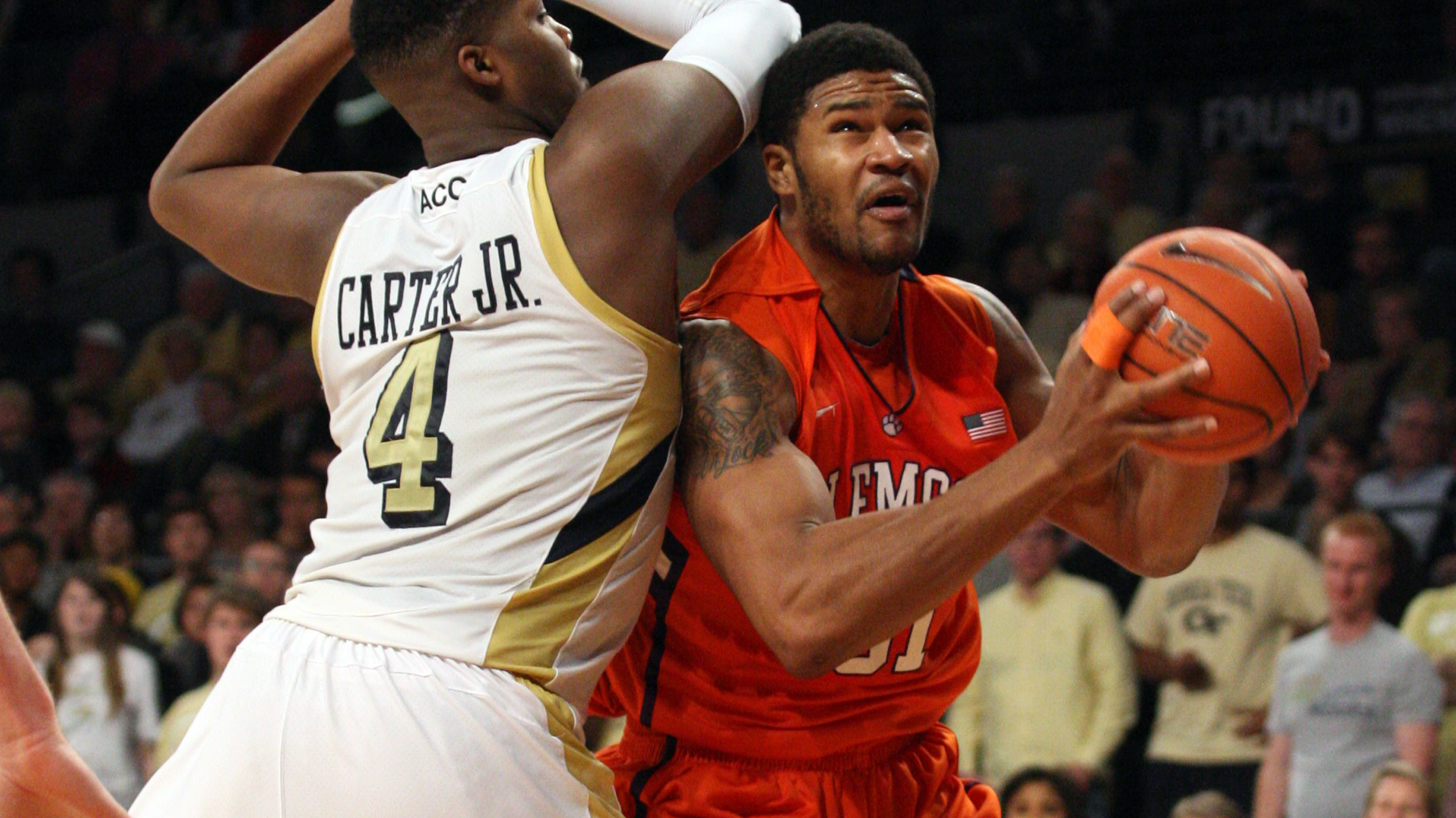 Maryland Too Much for Clemson in College Park, Tigers Fall 72-59