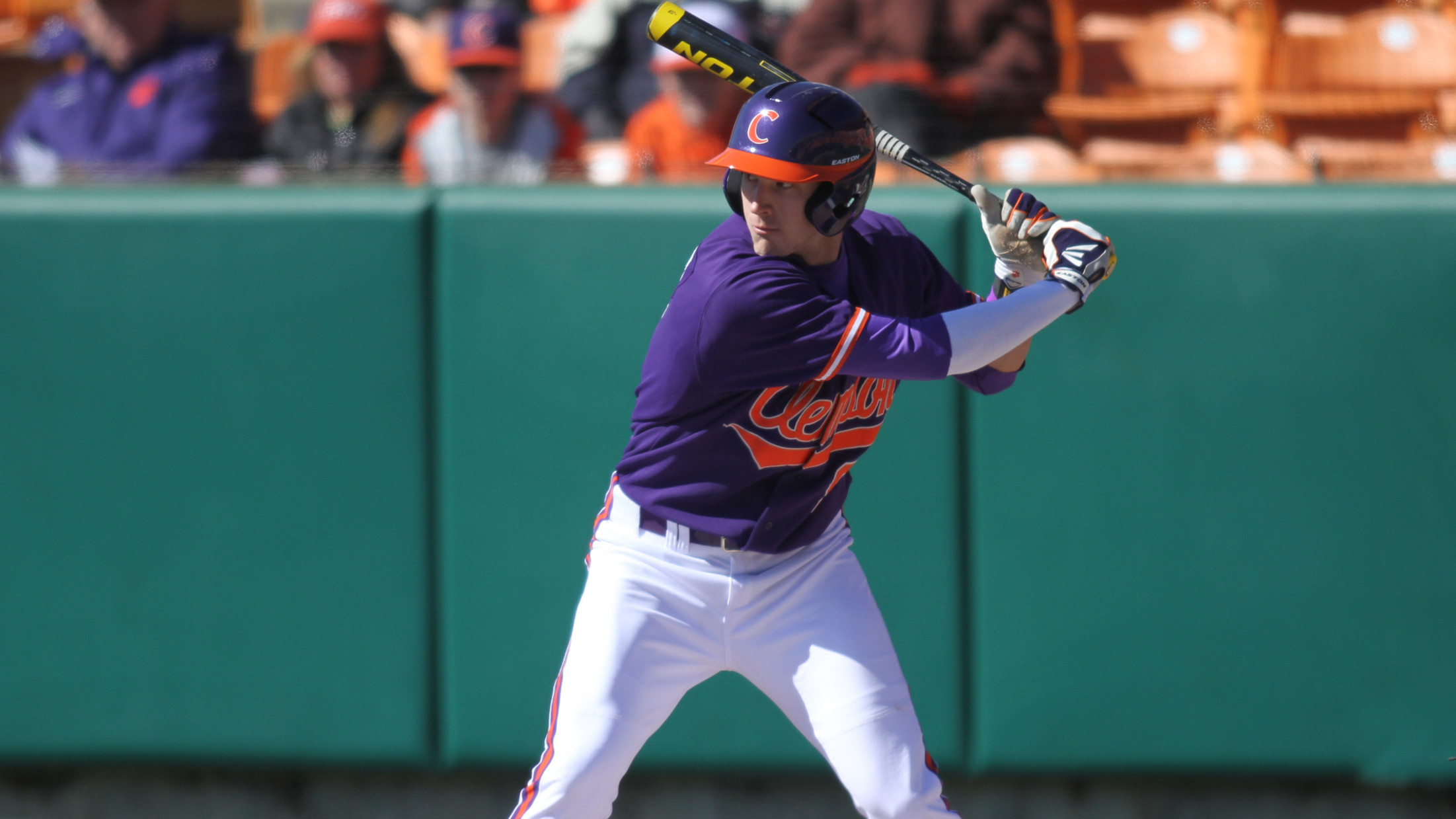 Clemson Baseball Team to Play Host to Wright State Friday-Sunday