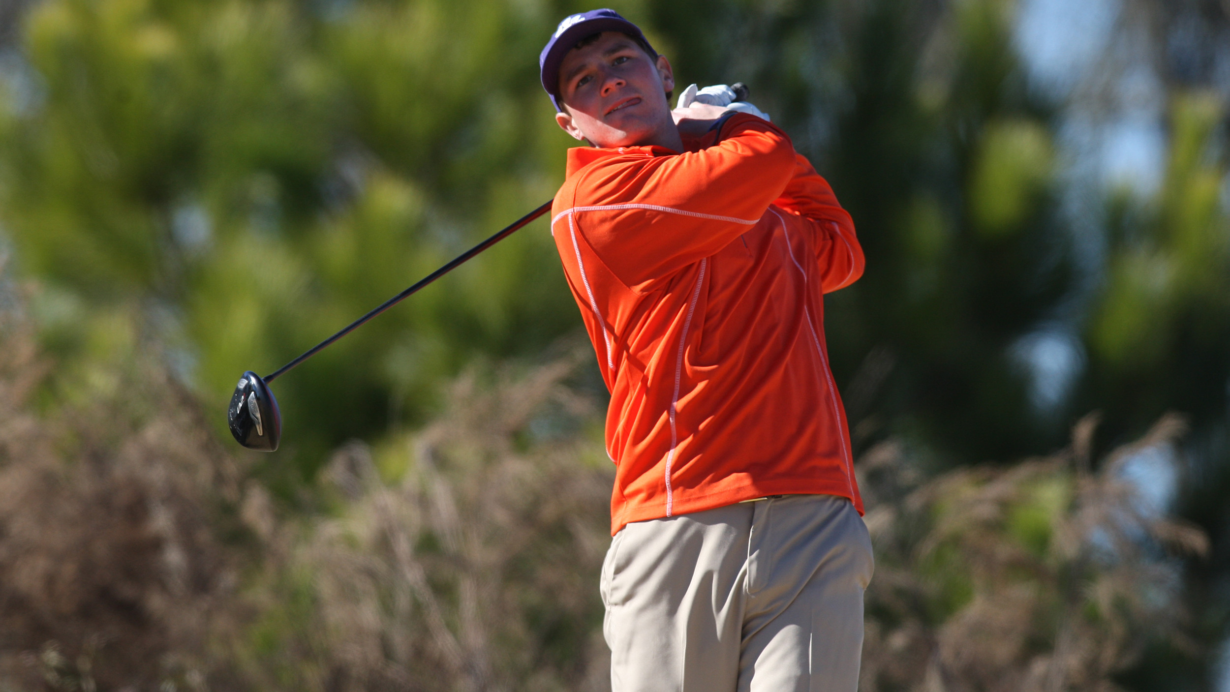 Clemson Finishes Third at Wolfpack Spring Open