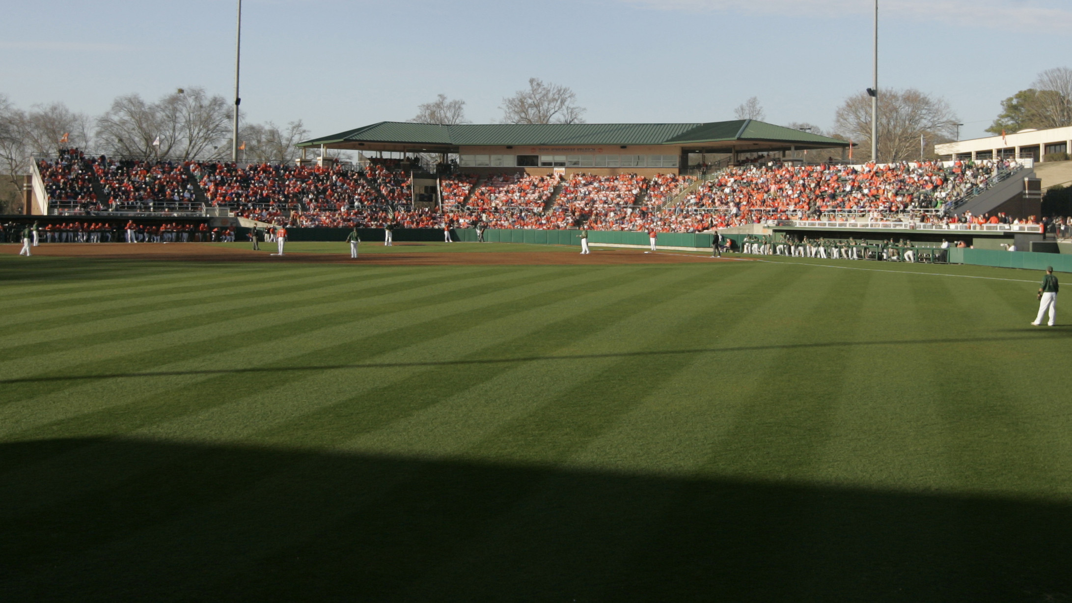 Clemson vs. South Carolina Baseball Series Ticket Information