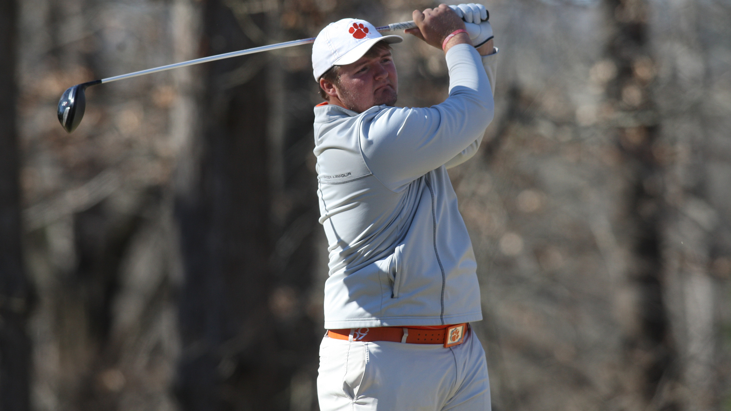 Clemson Drops to Sixth after Second Round in Puerto Rico