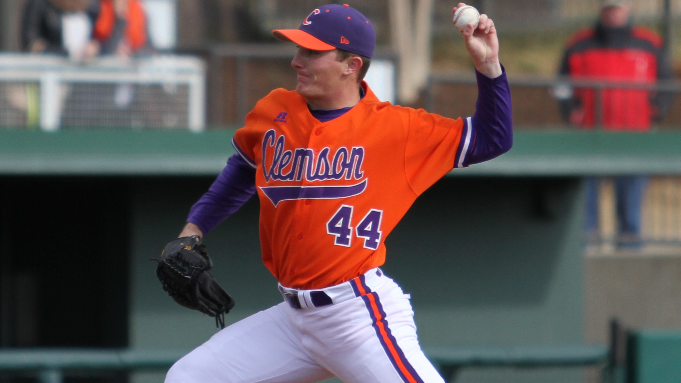 Tiger Baseball to Play Host to Winthrop Tuesday