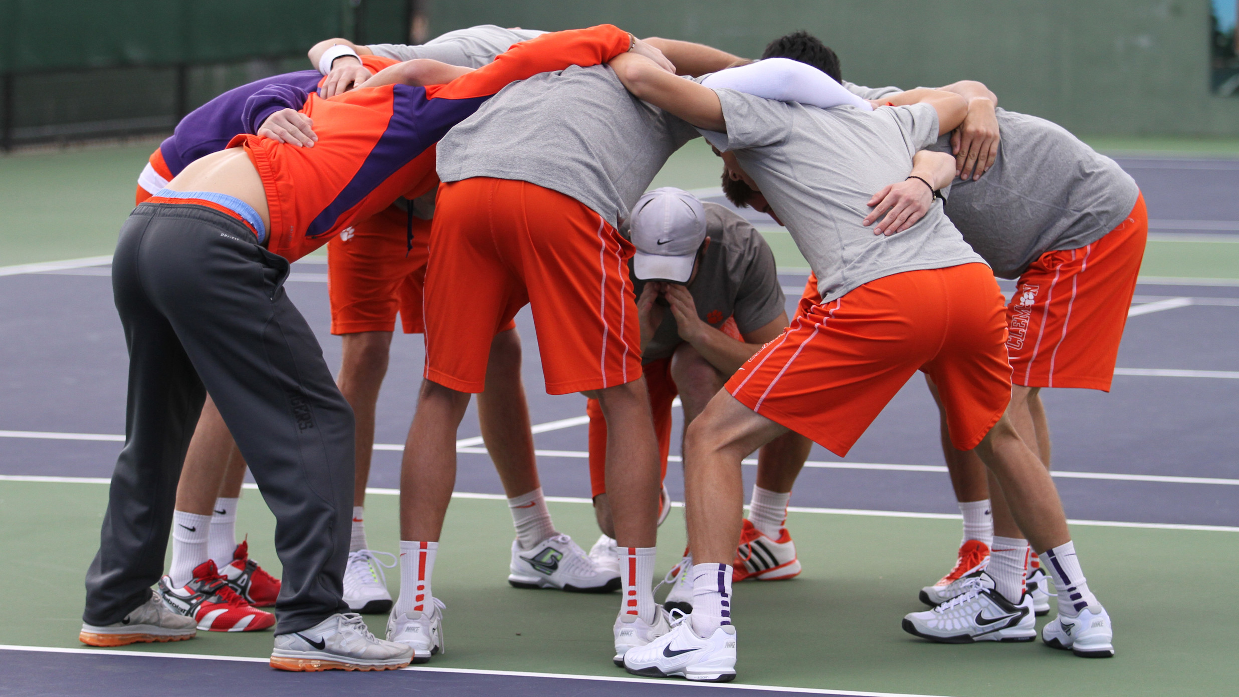 Clemson Finishes 21st in Final ITA Poll