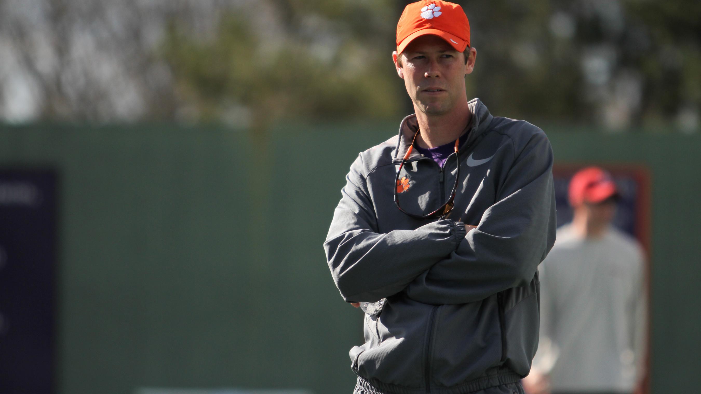 Boetsch Elevated to Associate Head Men's Tennis Coach