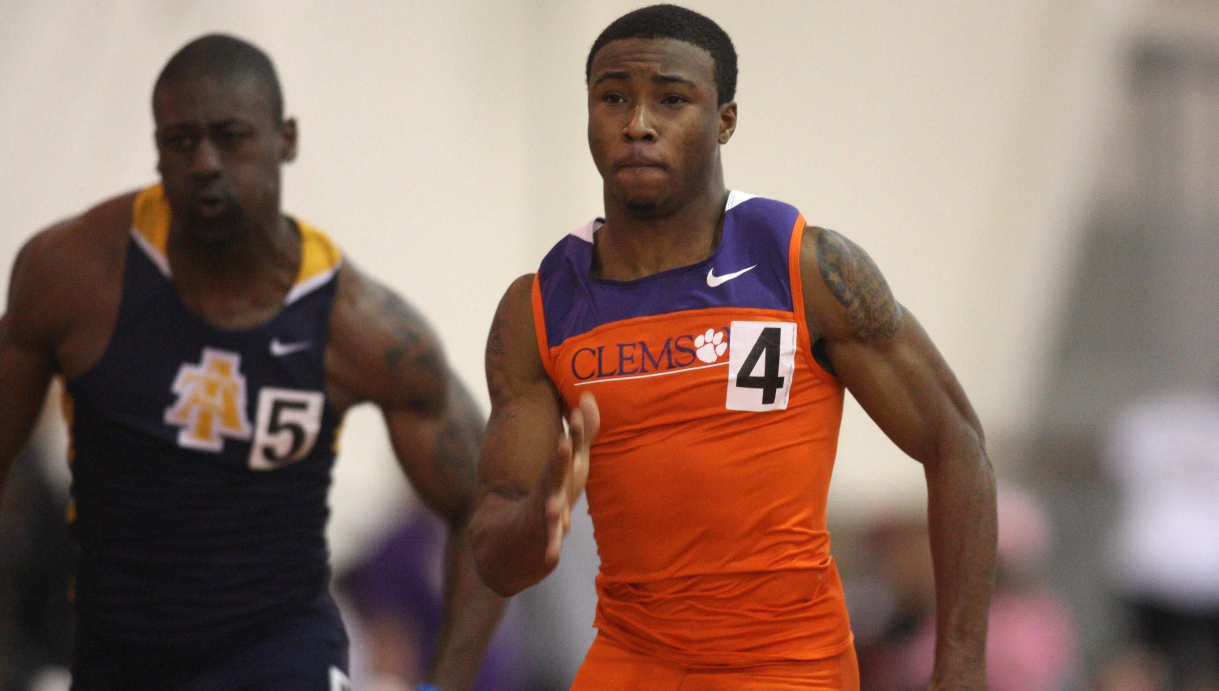 Clemson Track & Field Set for Busy Weekend
