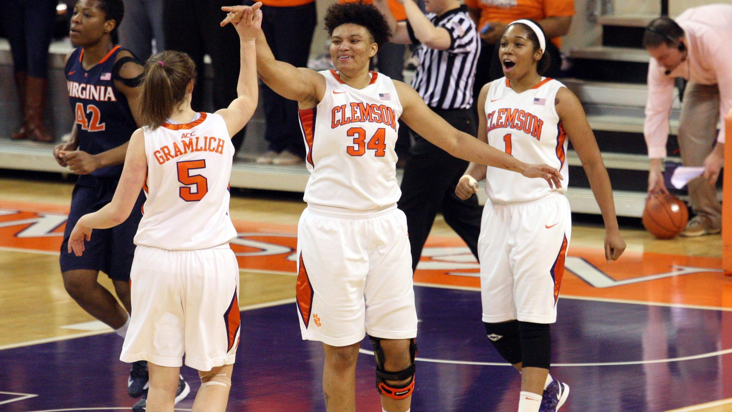 EXCLUSIVE: Lady Tigers Give Coleman Win for Her Birthday