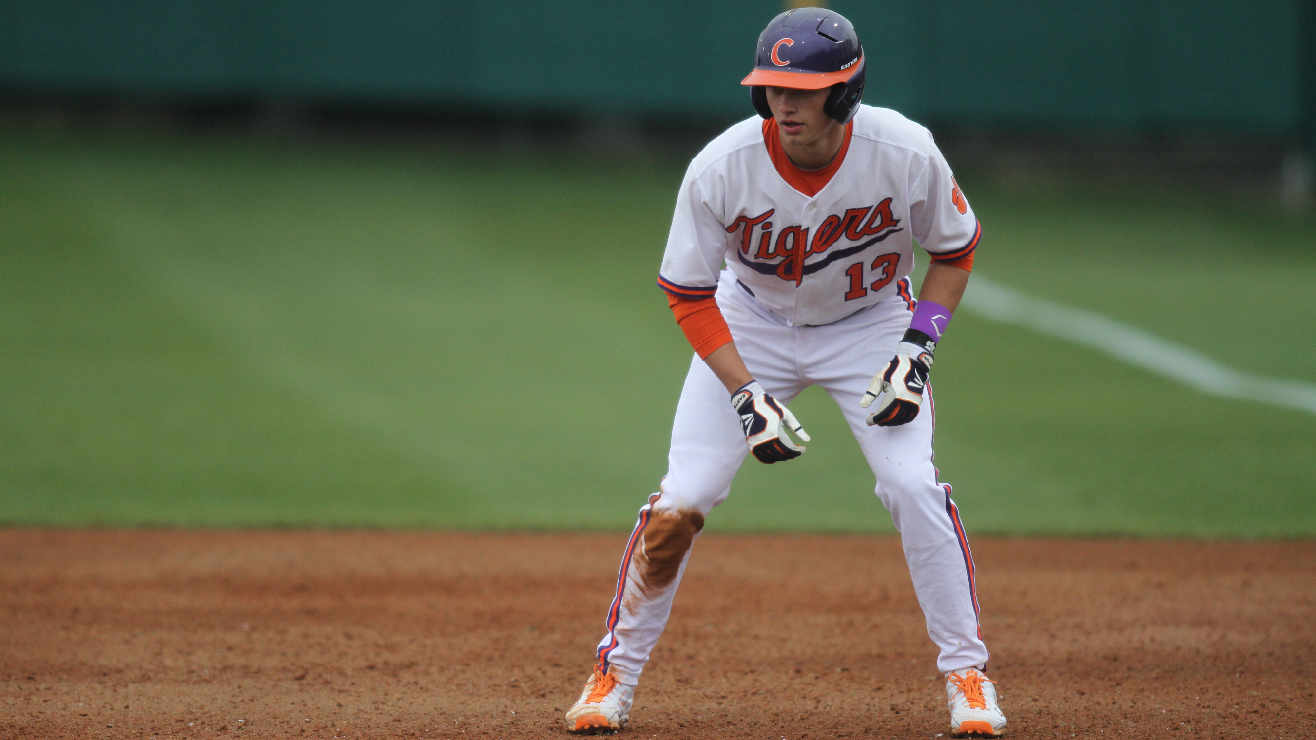 #13 Tigers Rally With Three Runs in Eighth Inning to Top Eagles 9-7 Sunday