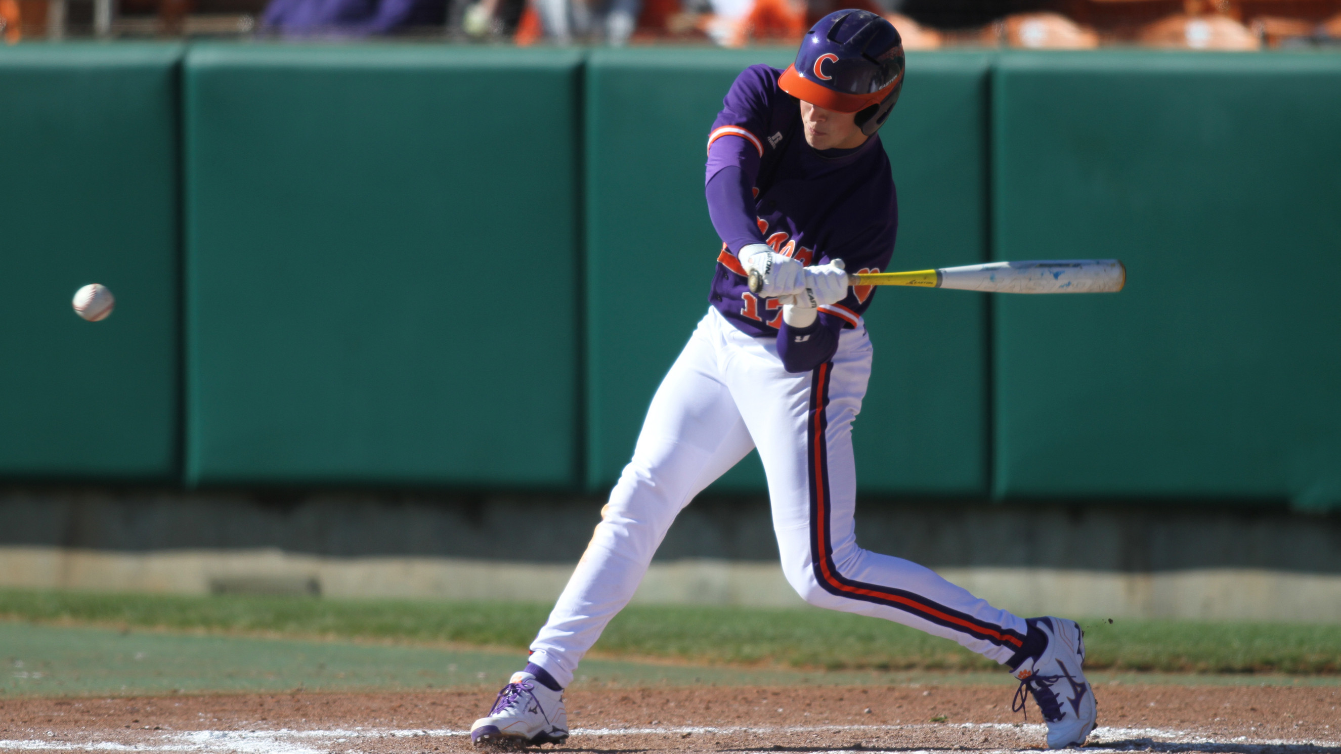 Tigers Top Raiders 5-3 in First Game of Doubleheader Saturday