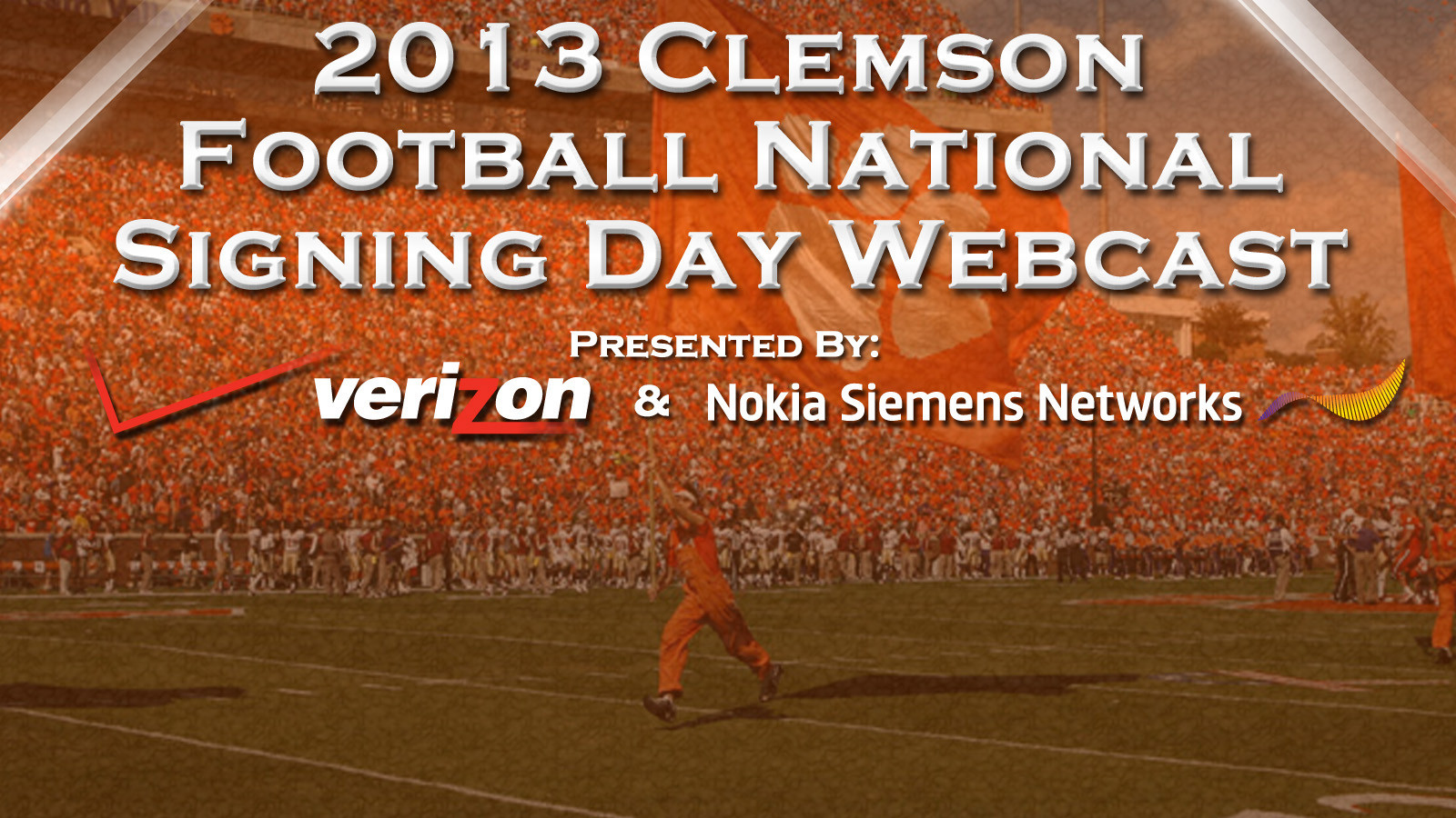 Clemson Athletics to Broadcast Free Live Webcast on Signing Day