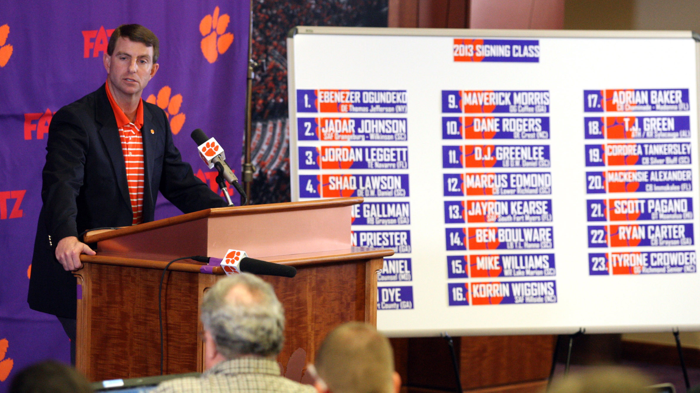 Exclusive: Tigers Meet Needs in Major Way on Signing Day