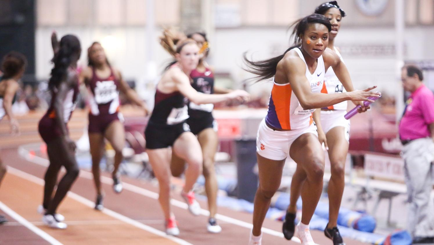 Five Track Athletes Travel to Notre Dame for Last Chance Meet