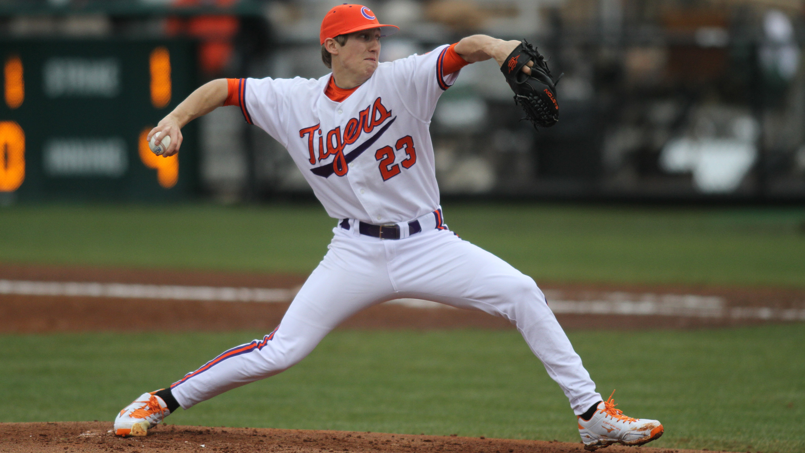 Tigers to Face #7 South Carolina Friday-Sunday