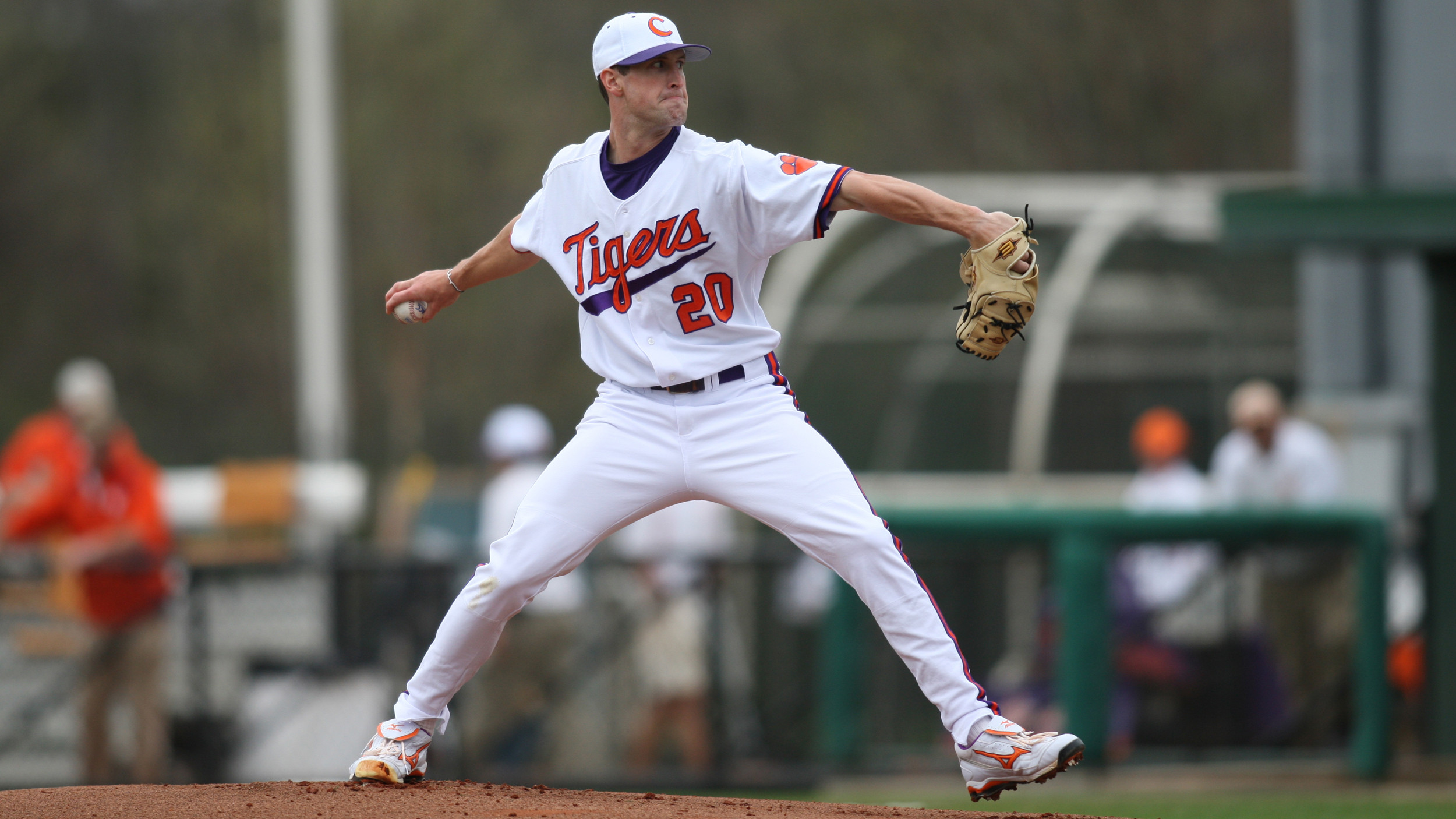 Firth Named to NCBWA Stopper-of-the-Year Award Watch List