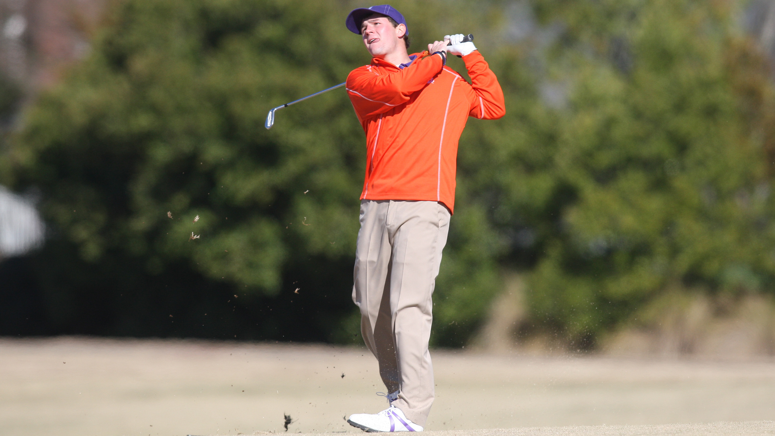 Clemson Improves to Fourth after Two Rounds of Dick's Challenge Cup