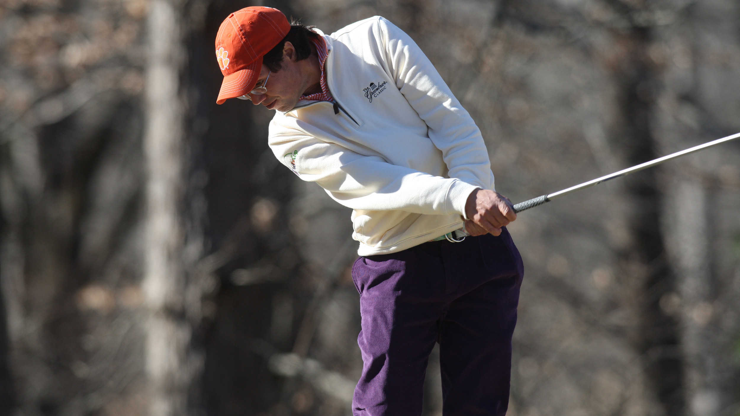 Clemson Tied for Fourth after First Day of Tempe Regional