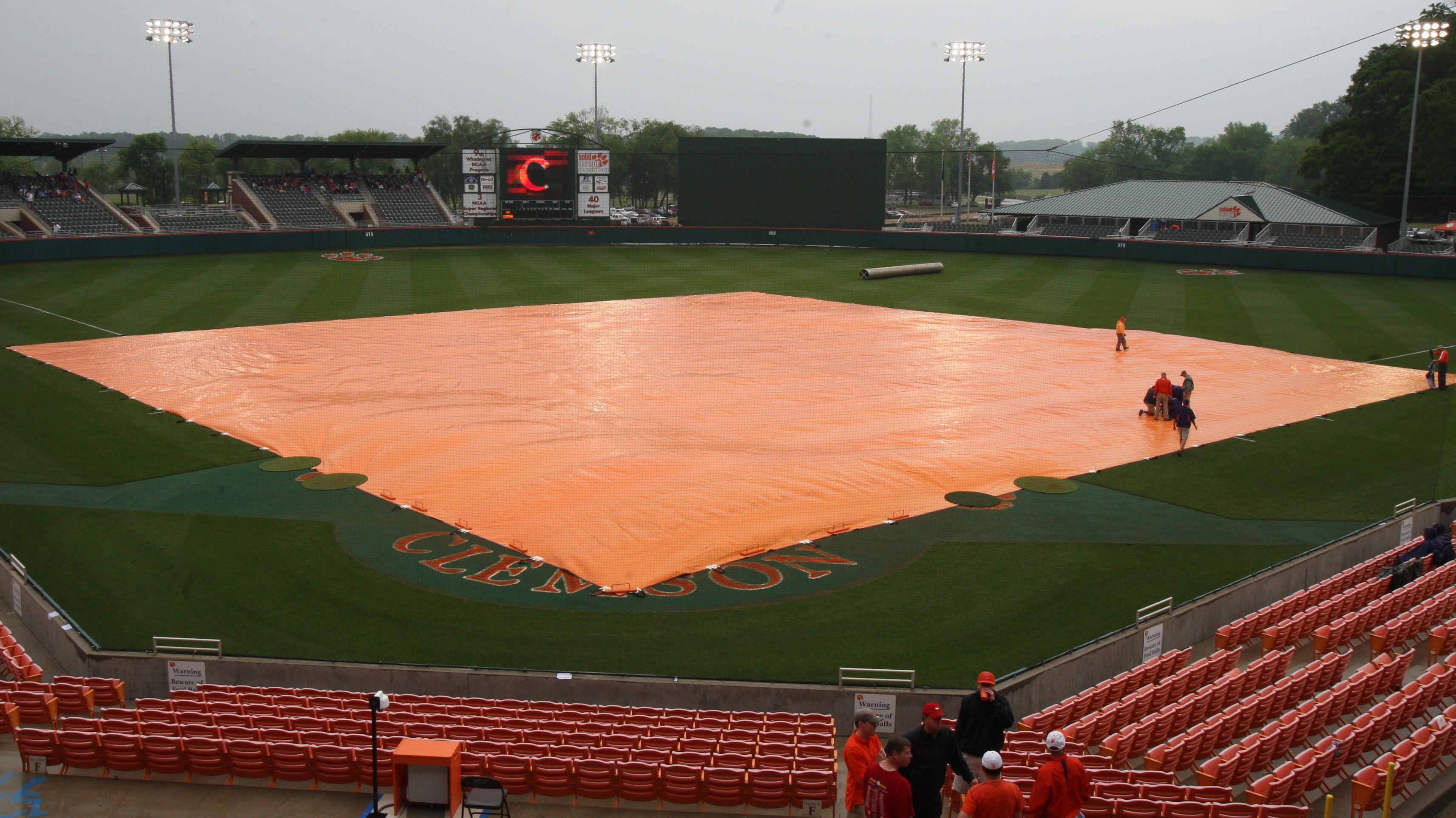Clemson vs. Furman Postponed Until May 7