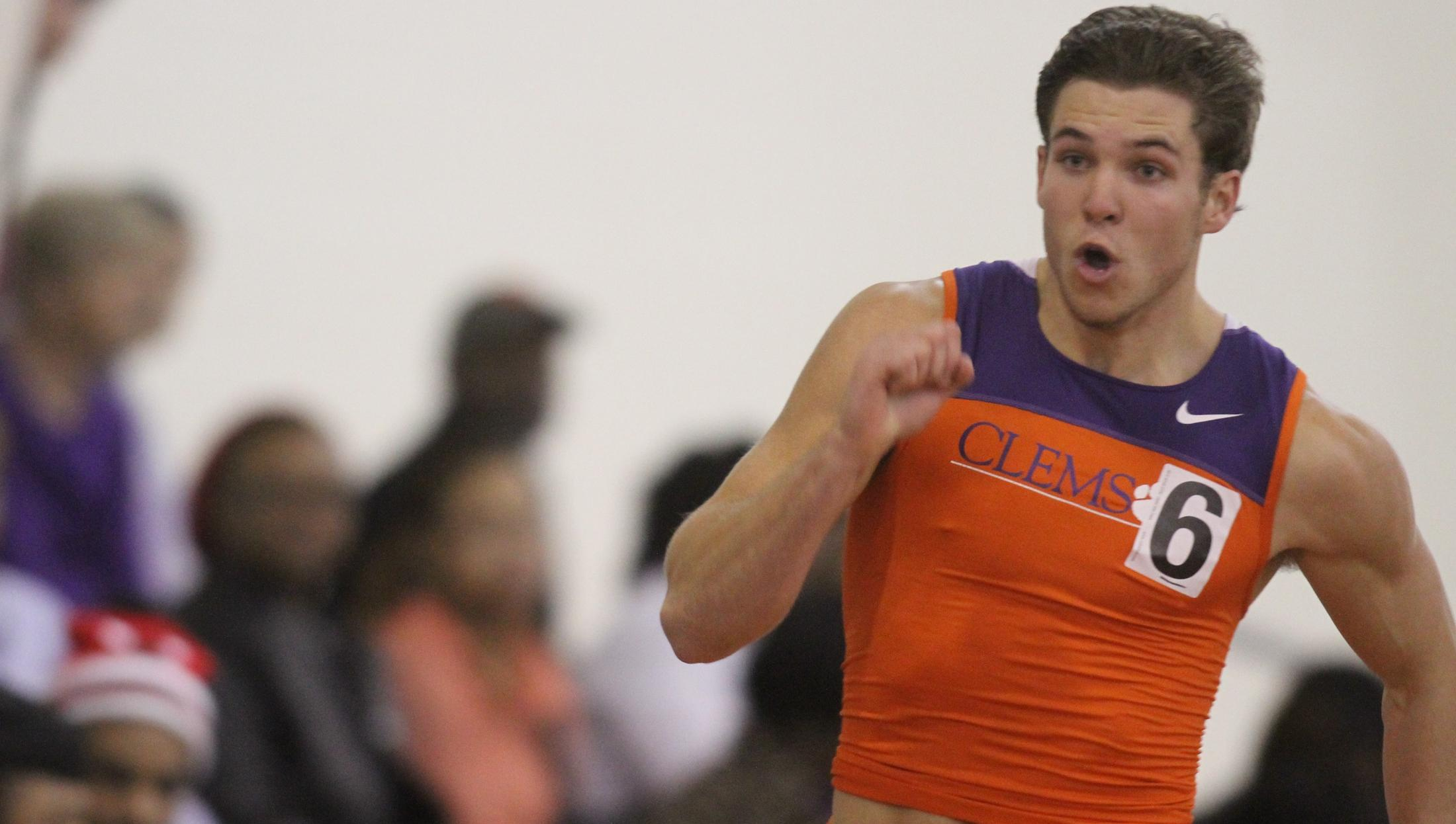Clemson Track & Field Heads to Greensboro for NCAA East Prelims