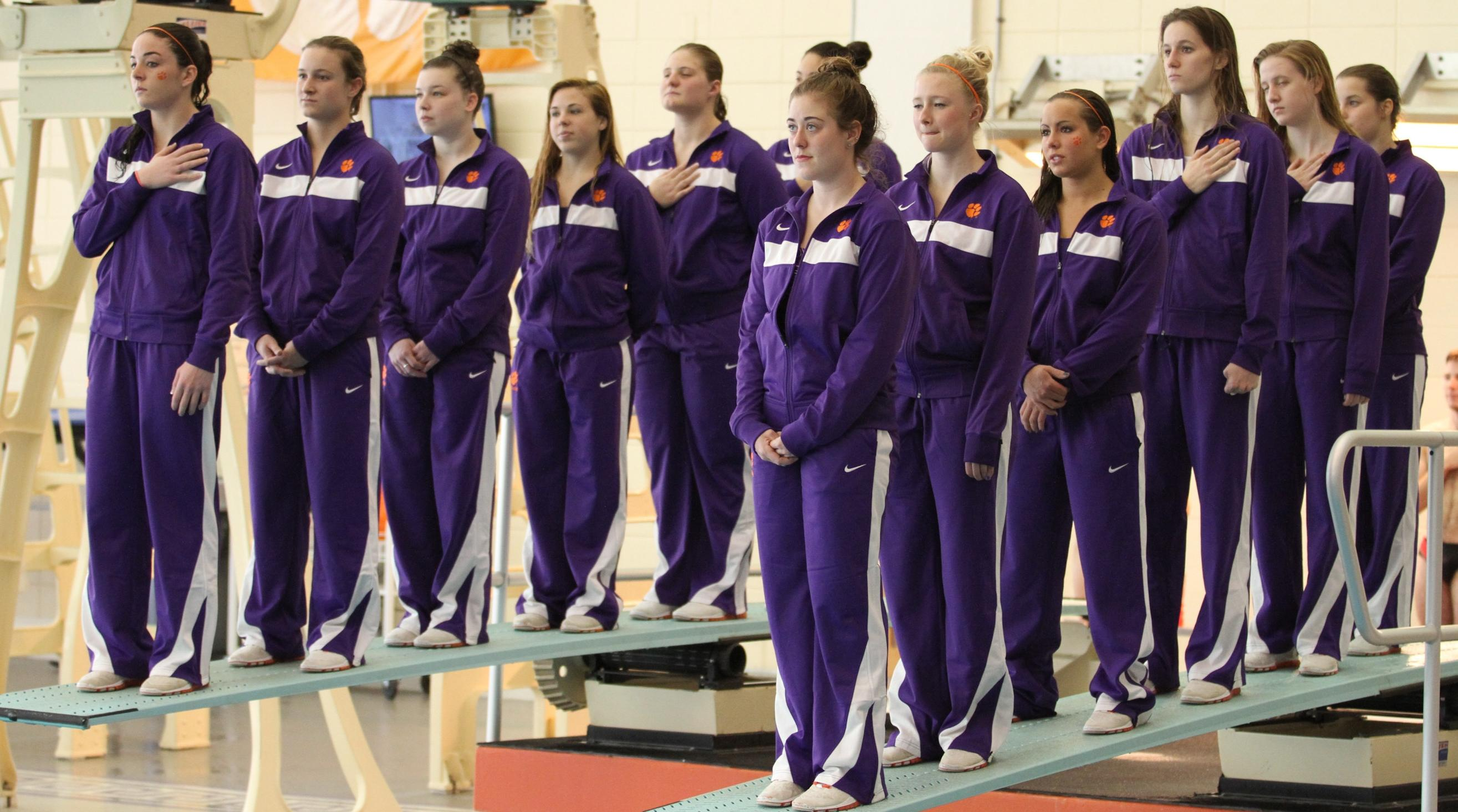 Tigers Post Qualifying Scores at First Home Meet