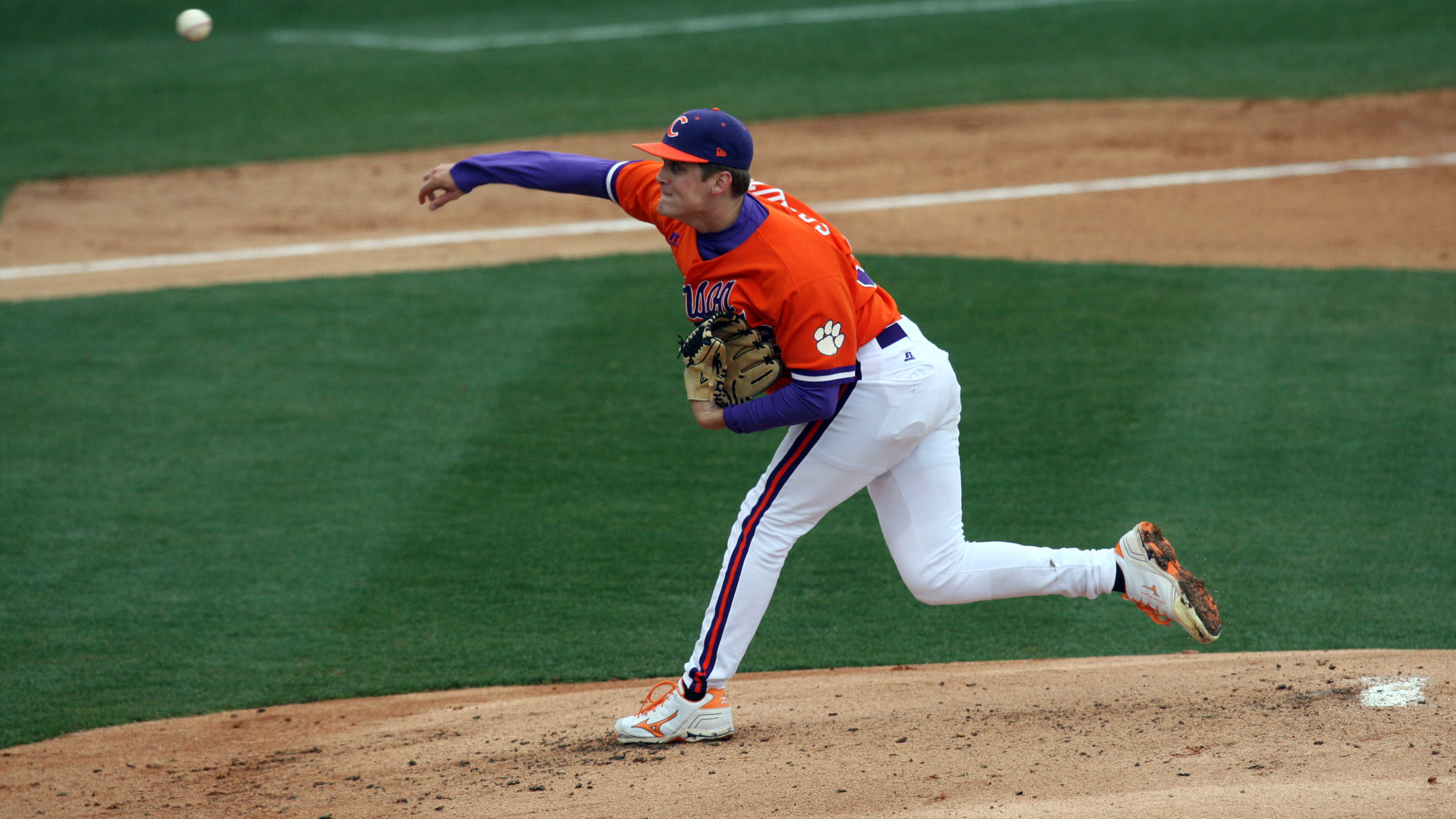 Clemson Takes Game-Two 9-2 Over Eagles Saturday