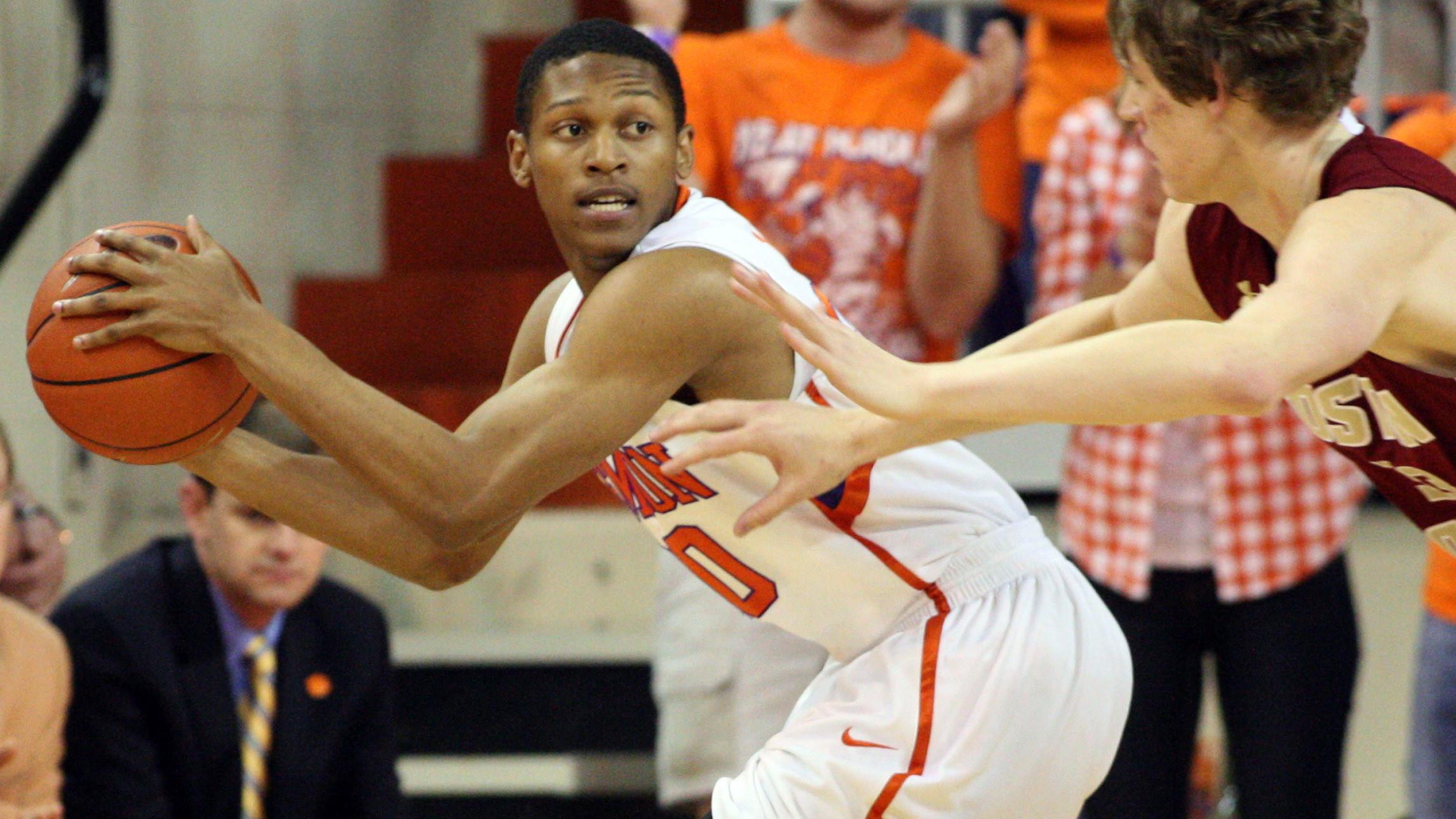 Roper Named to All-ACC Academic Men's Basketball Team