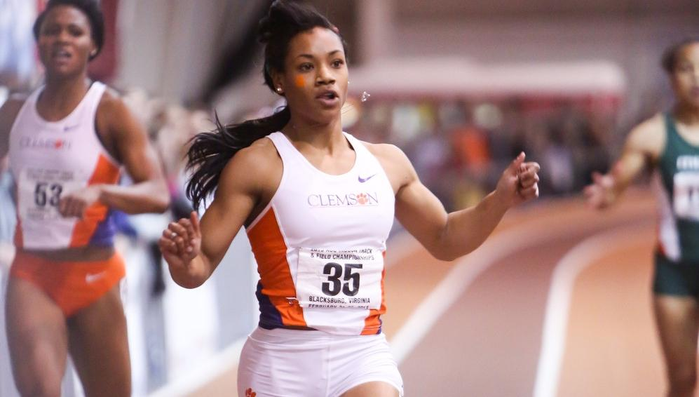 Eight Tiger Women, Five Men Accepted Into NCAA Indoor Track & Field Championships