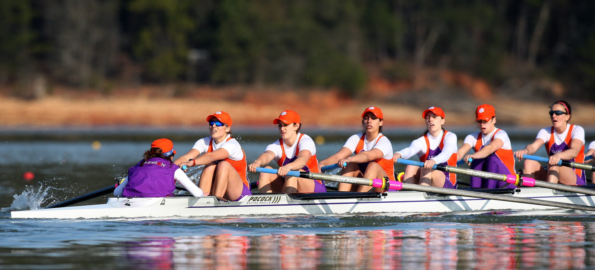 No. 14 Clemson Takes on Trio of Teams in Cambridge, MA on Saturday
