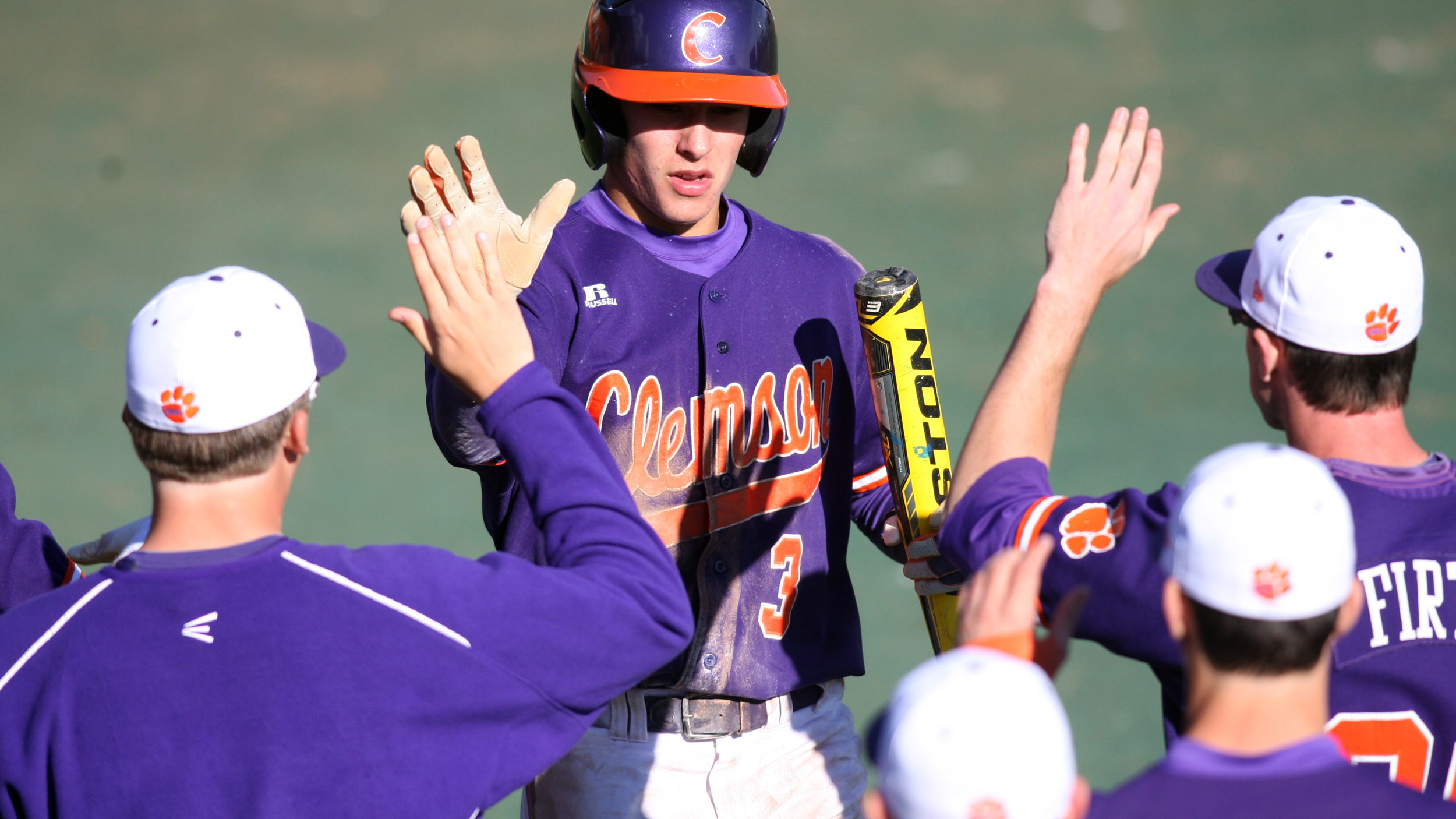 Krieger Sends #17 Tigers to 5-4 Walkoff Win Over Blue Hose Wednesday